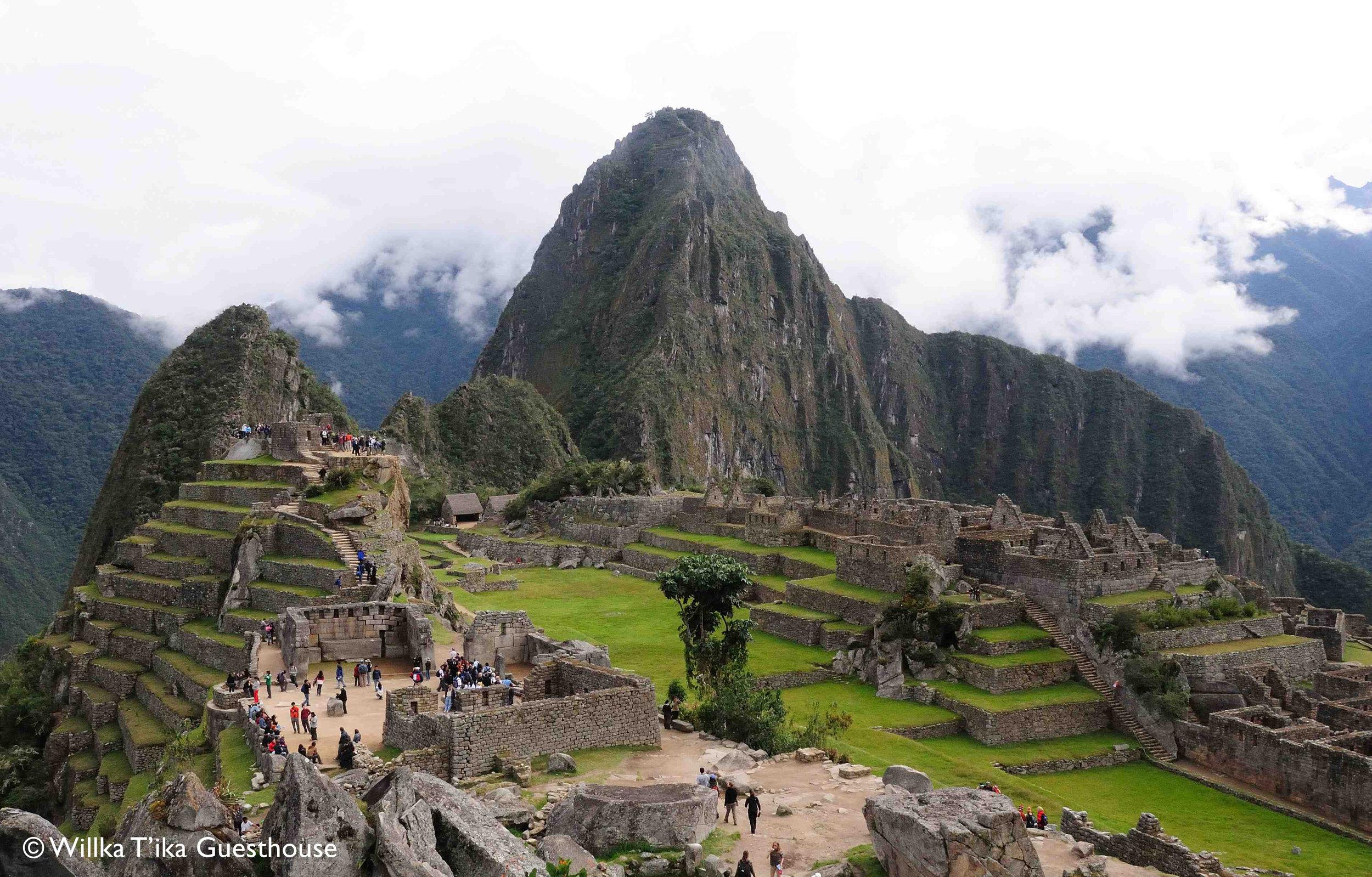 RETREAT INTO THE ELEMENTS: PERU    NOVEMBER 1-10, 2018