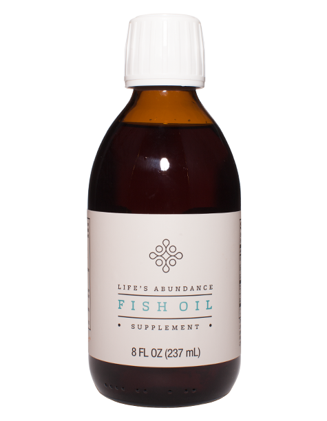 Click here for the LIQUID Fish Oil