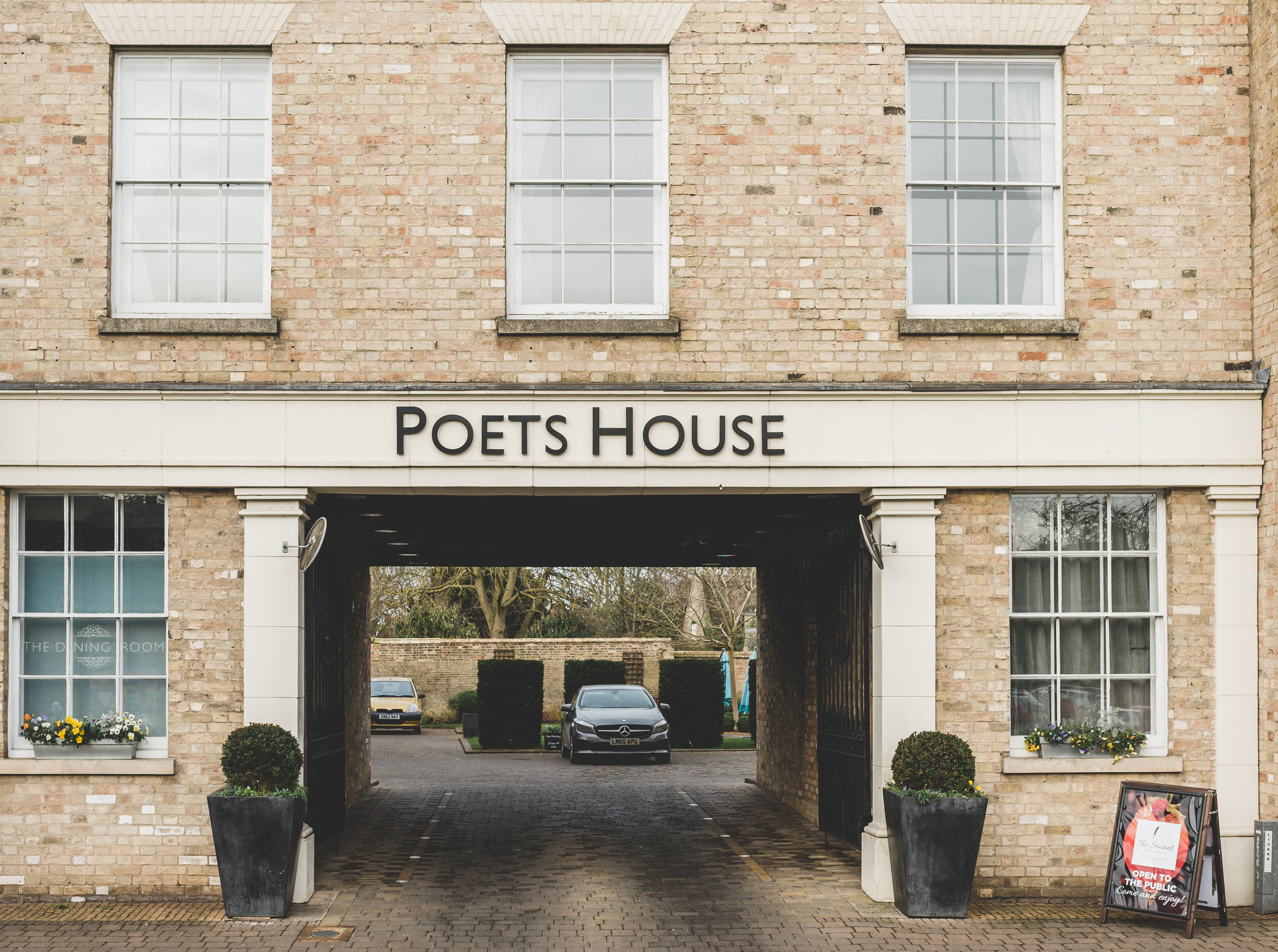 Poets House - Click here to visit