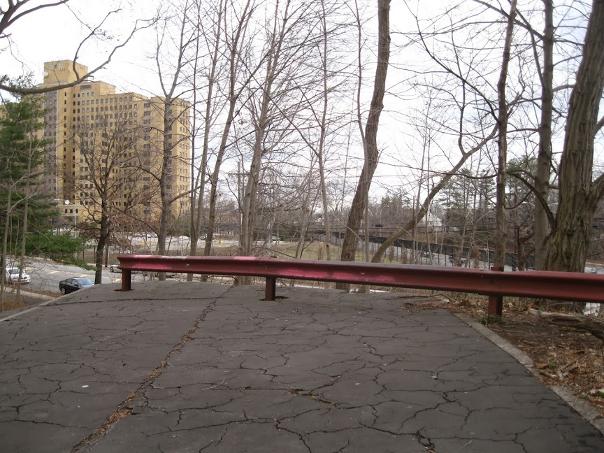 Where the Greenway ends today