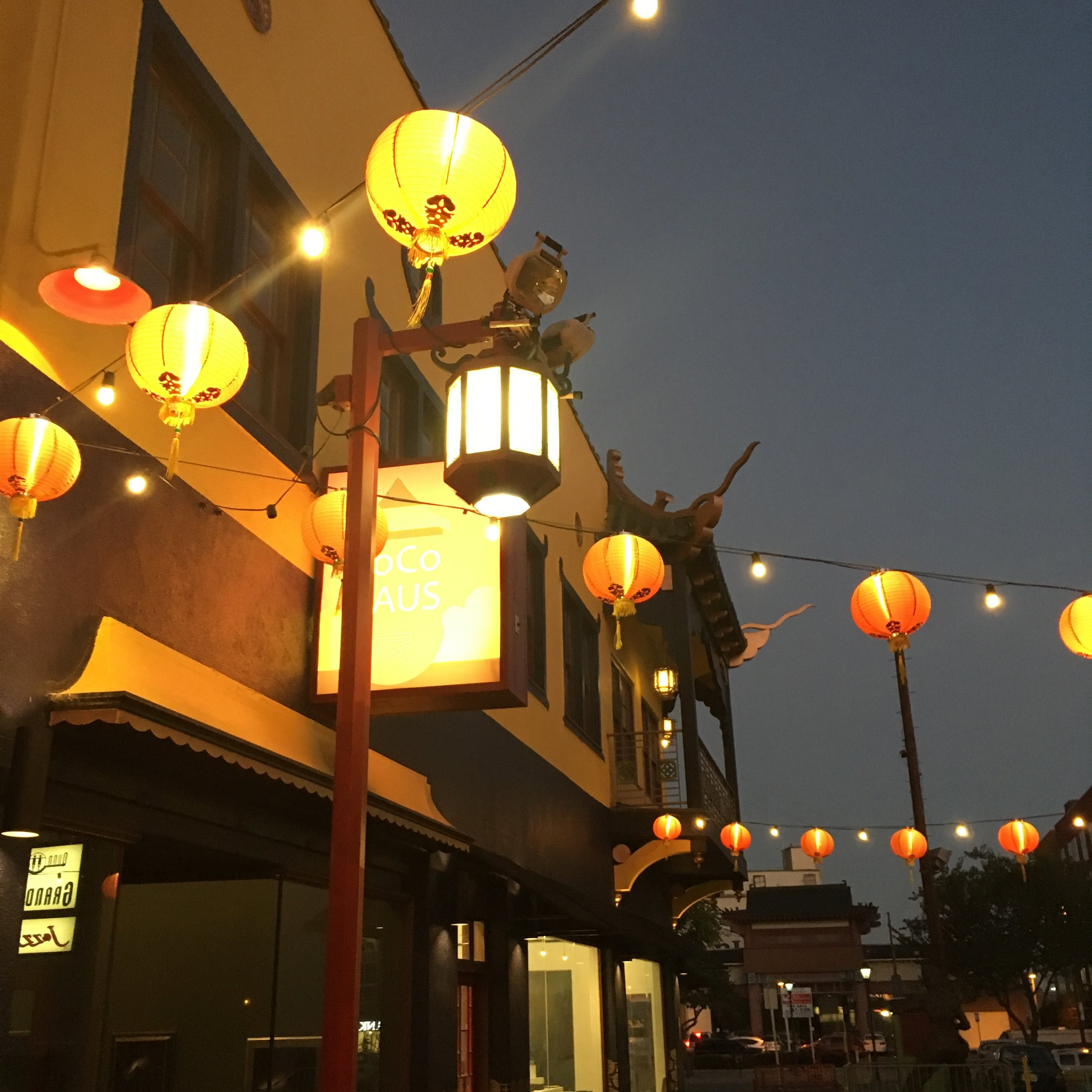 Friday: evening spent in Chinatown for #cometalktowe at Nous Tous. The topic of conversation was about self love