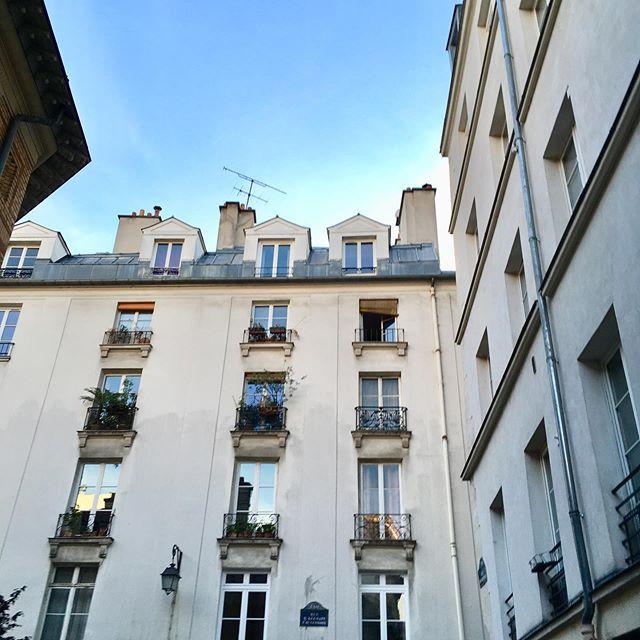 "Rue du Orfevres. ""Orfevres""-goldsmith ⚒ #throwback #happythoughts"