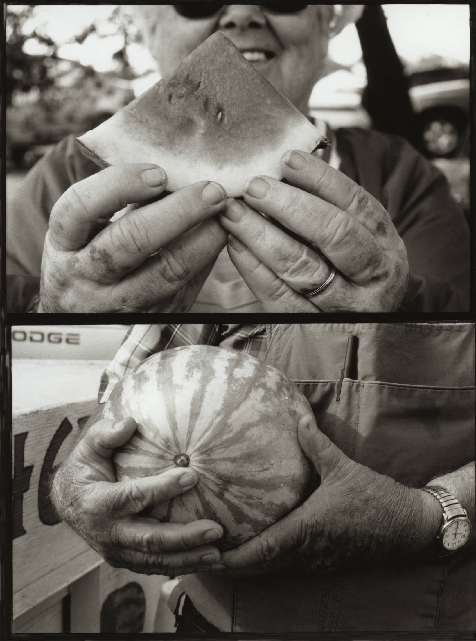 Leona and Jake West, Jake's Melons