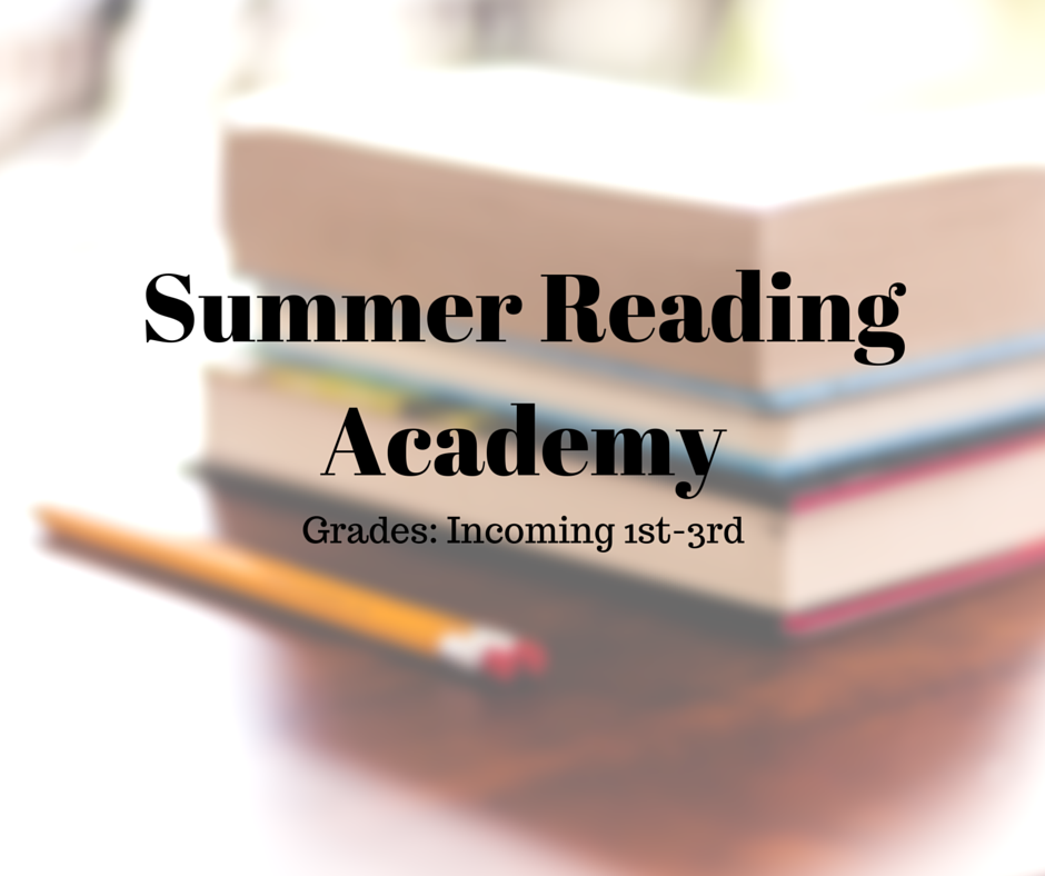 Click  here  for more information about the Reading Academy