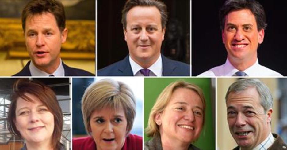 2015 election candidates