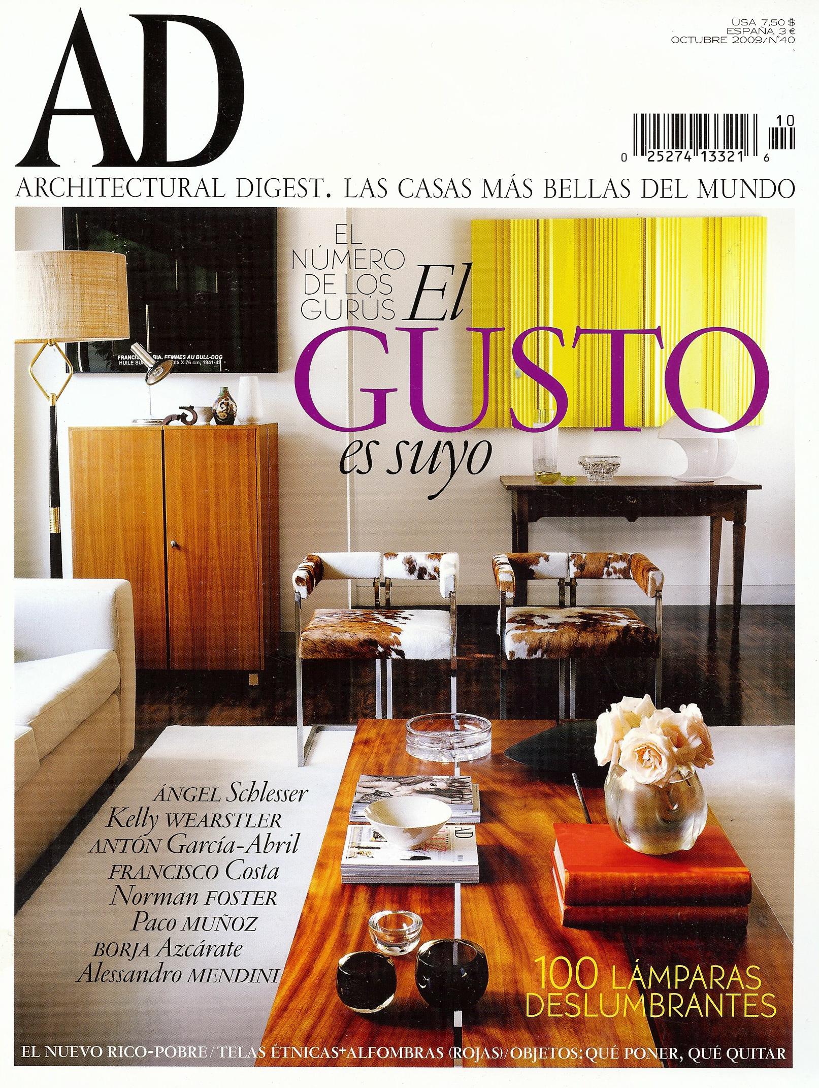 Architectural Digest Spain