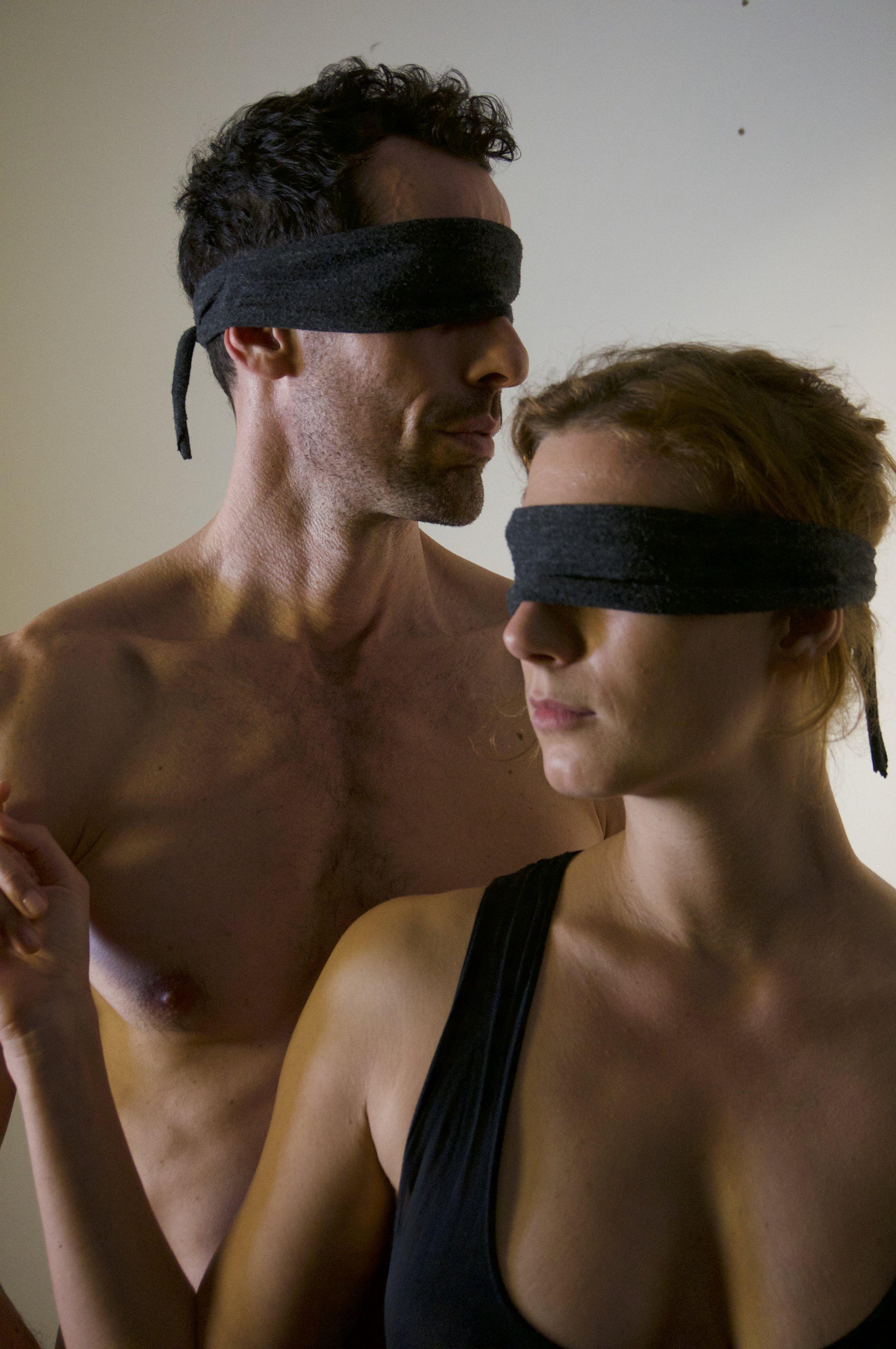 Actors: Esther Sophia Artner & Mikaal Bates* Photo credit: Julie Deffet
