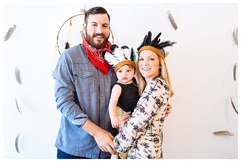 This past Sunday, we celebrated Rhett's 1st birthday with everyone we love! Thanks to all of our family and friends who came out to make it one to remember. We decided to throw a cowboys and indians theme party at the shop. Having all of the rental collection to play with made for some added decorations. It still hasn't sunk in yet that our baby is a whole year old. I am sad to see him get older, but completely relieved the party is over! Kid birthday's are no joke. With a successful first birthday behind us we can move on to other matters of business like first haircuts...eek! A huge thank you to Zoe Grant for capturing this day for us to forever cherish! I hope you enjoy xo