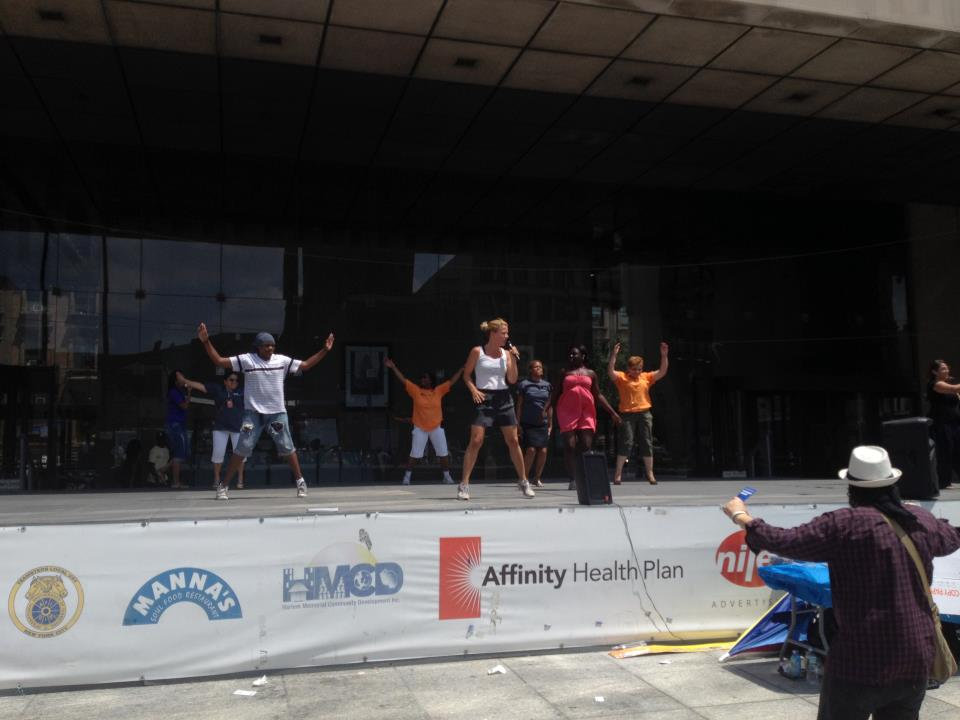 Harlem Community Health Fair at Harlem State Office Building.jpg