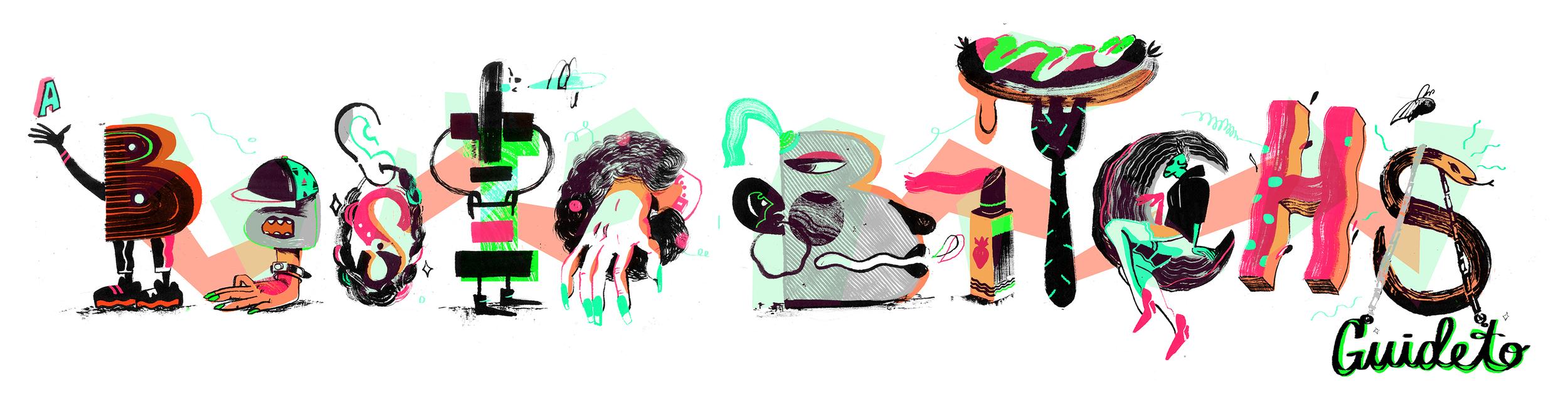 Illustration by  Molly Mendoza