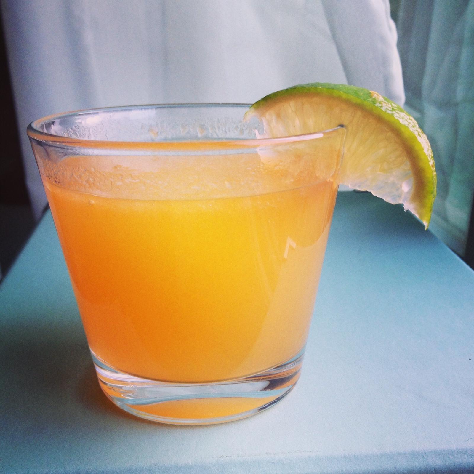Apricot Honey G&T