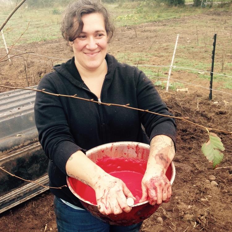 Lauren Garaventa. All images courtesy of Lauren.