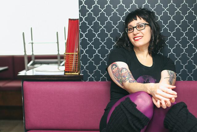 Photo of Isa Chandra Moskowitz by Randy Edwards.