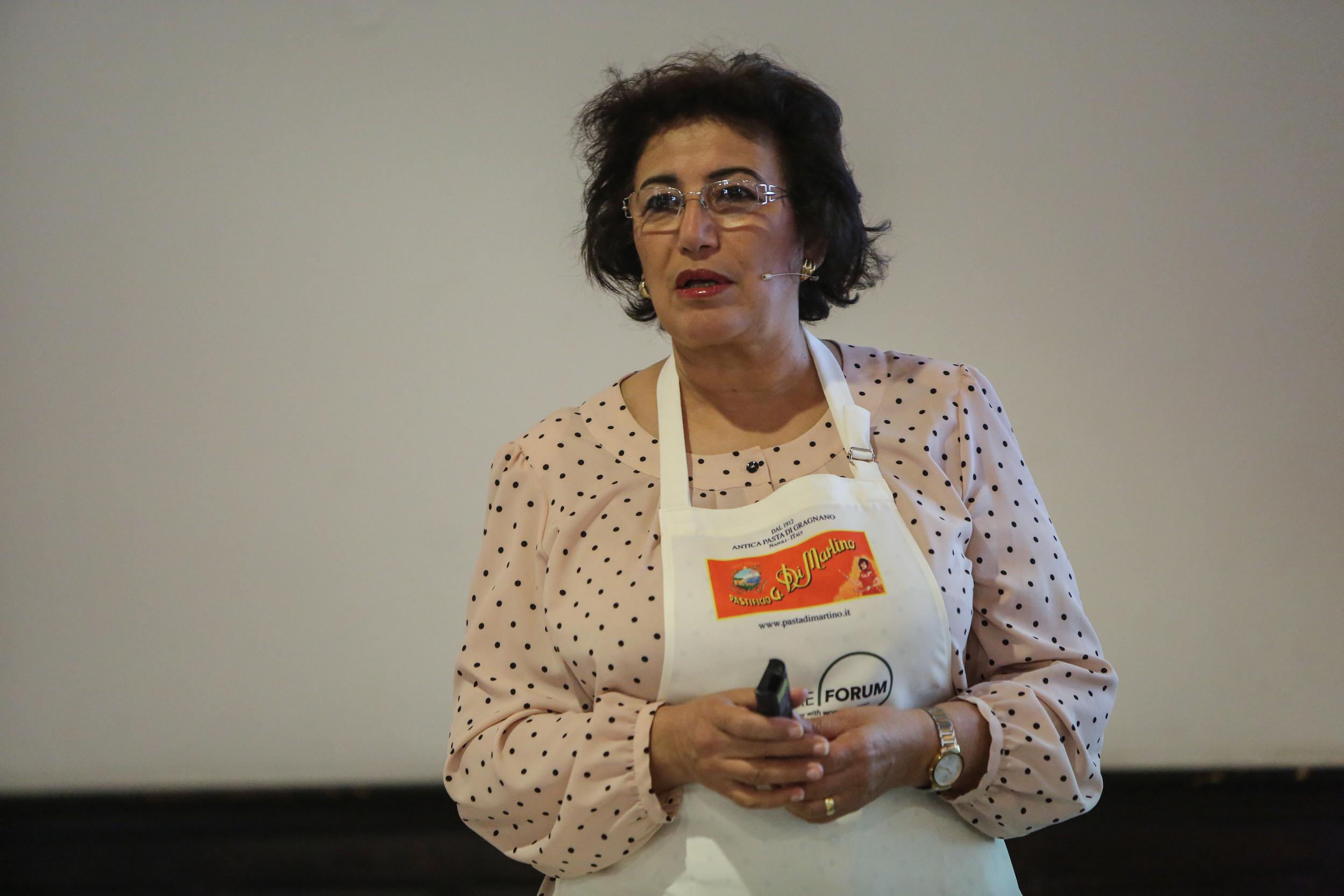 Dr. Zoubida Charrouf