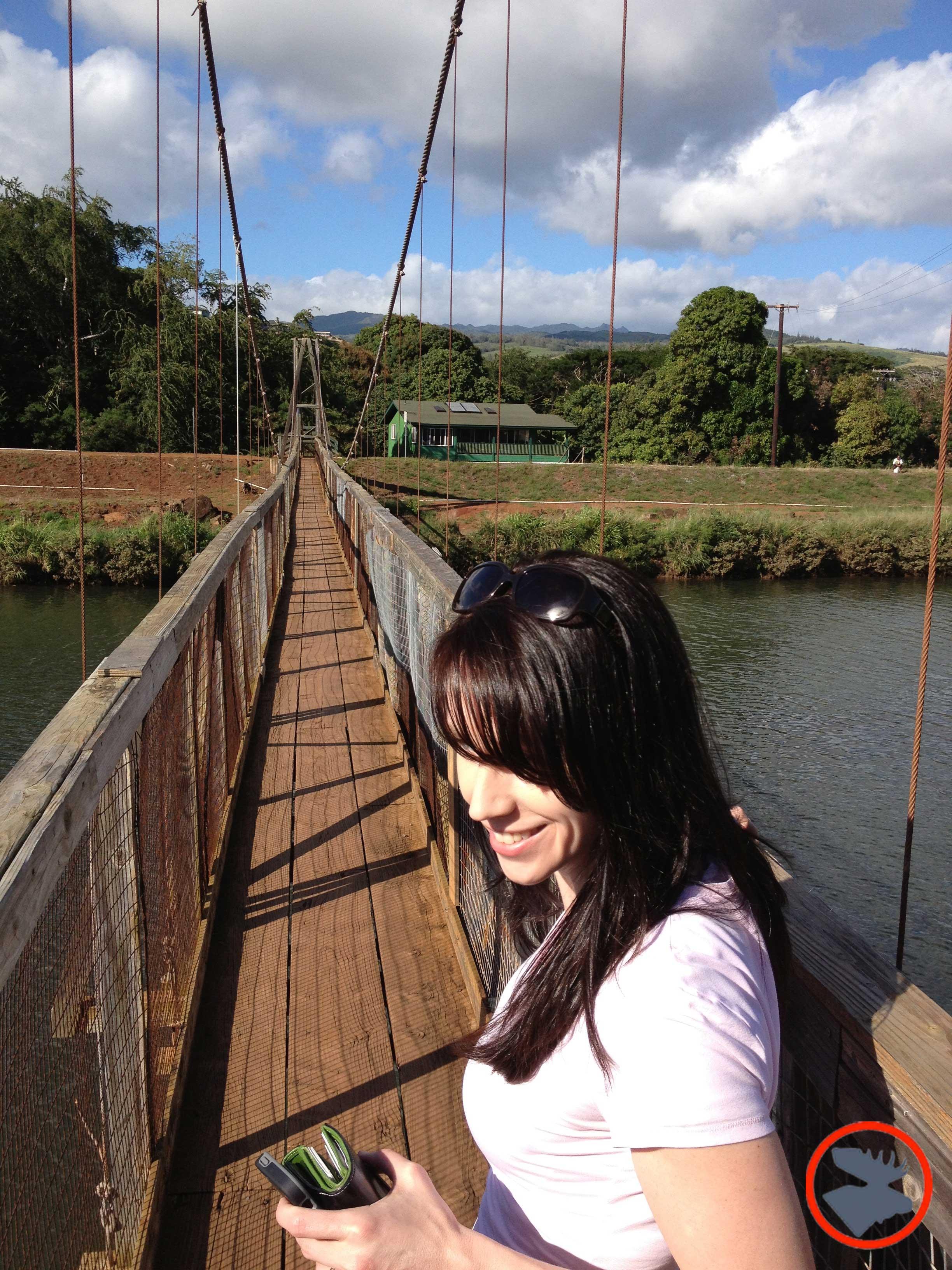 Hard on Suspension Bridge_Kauai.jpg