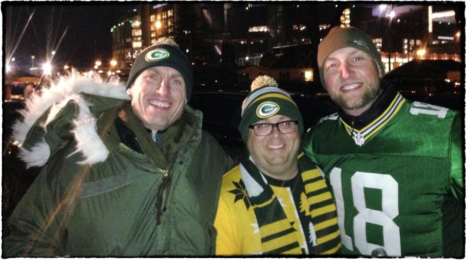 Packers vs. Bears, 2014