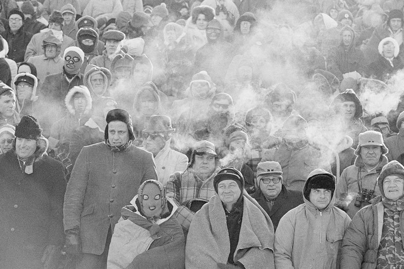1967 Ice Bowl: Green Bay Packers vs. Dallas Cowboys  Photo credit: Sports Illustrated (www.SI.com)