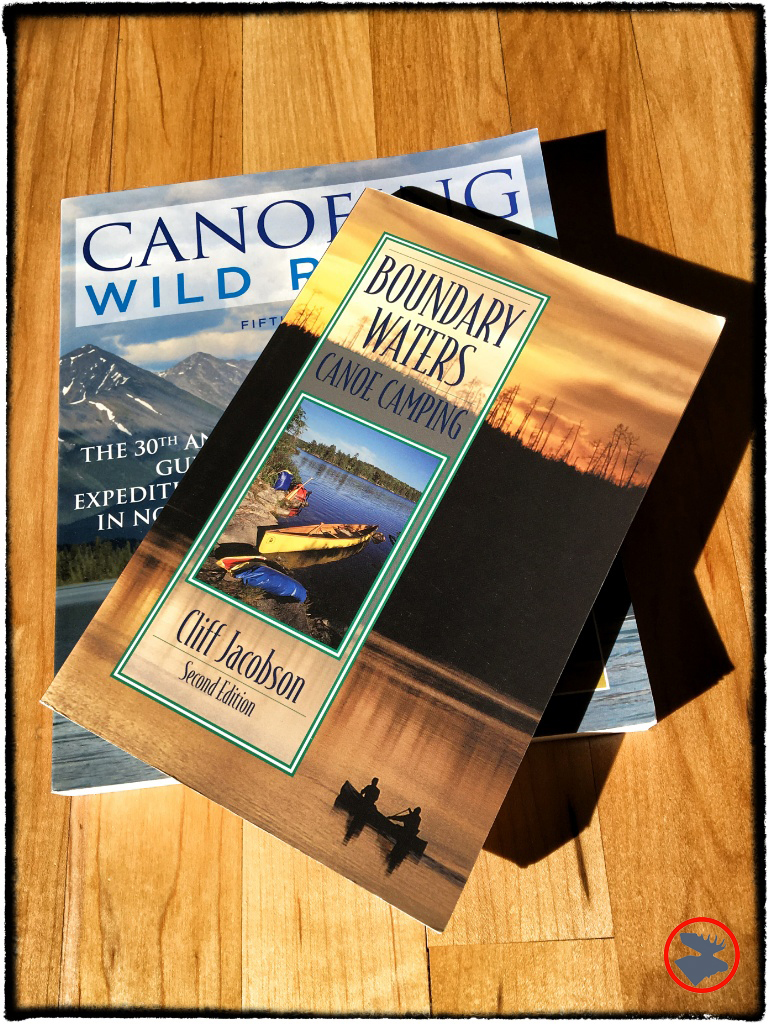 Cliff Jacobson's latest book,   Canoeing Wild Rivers  .