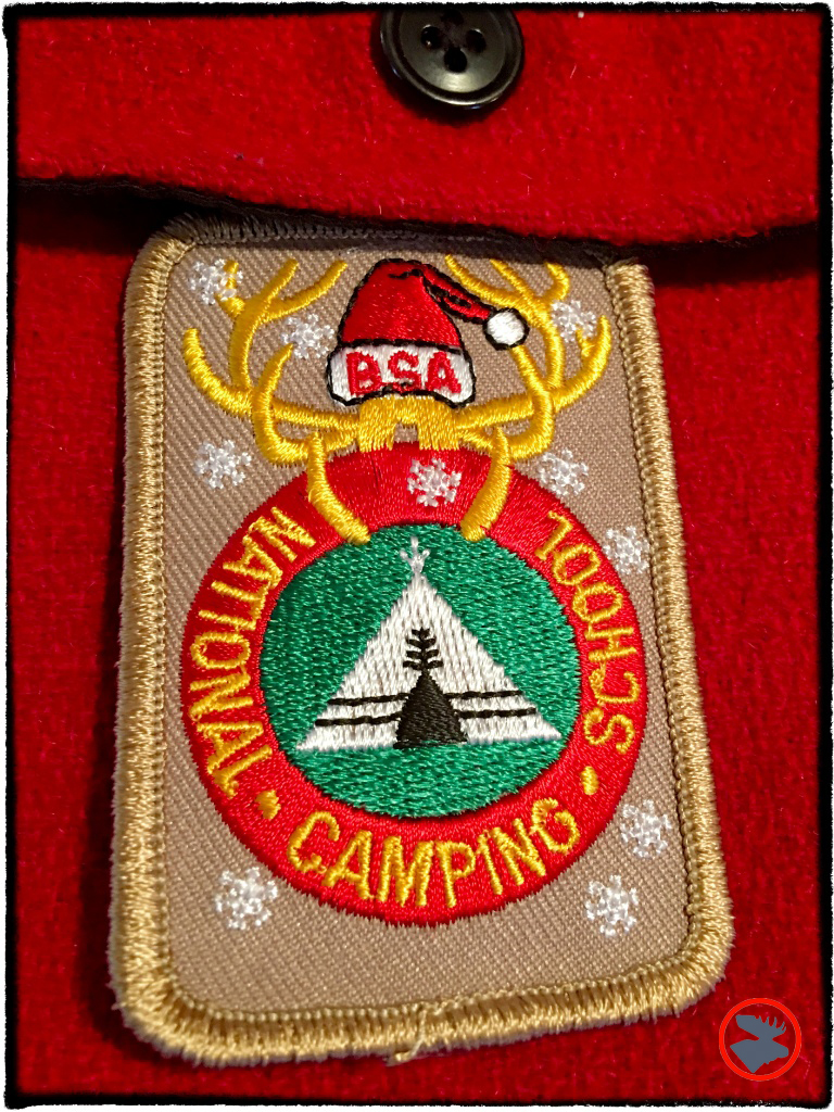 Camp Tomahawk Winter Camping School