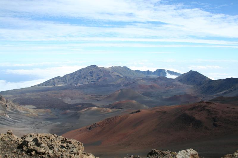 Mt. Haleakala |  Photo credit: Nat'l Park Service