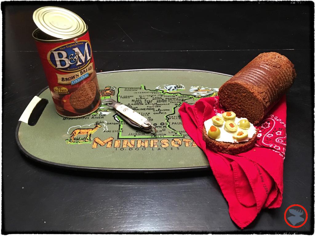 Brown bread à la Fred Boulay.