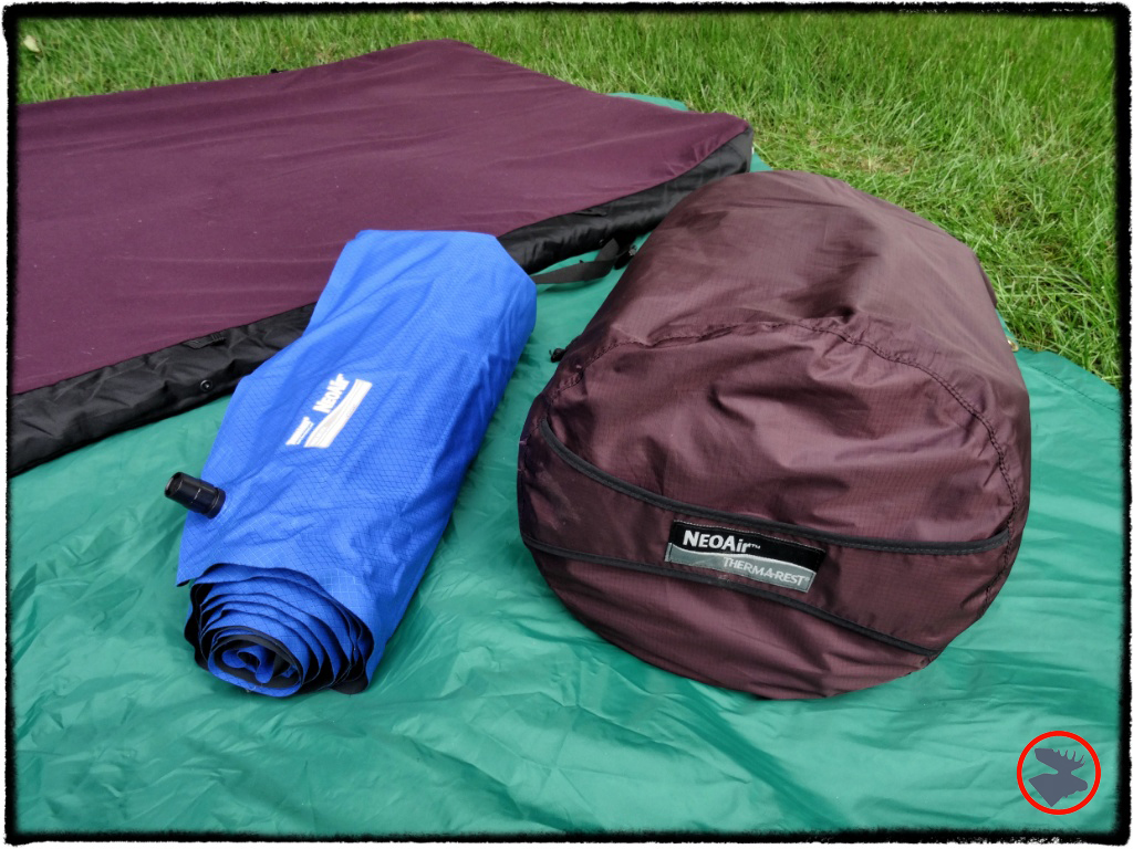 Therm-a-rest NeoAir Dream camping pad.