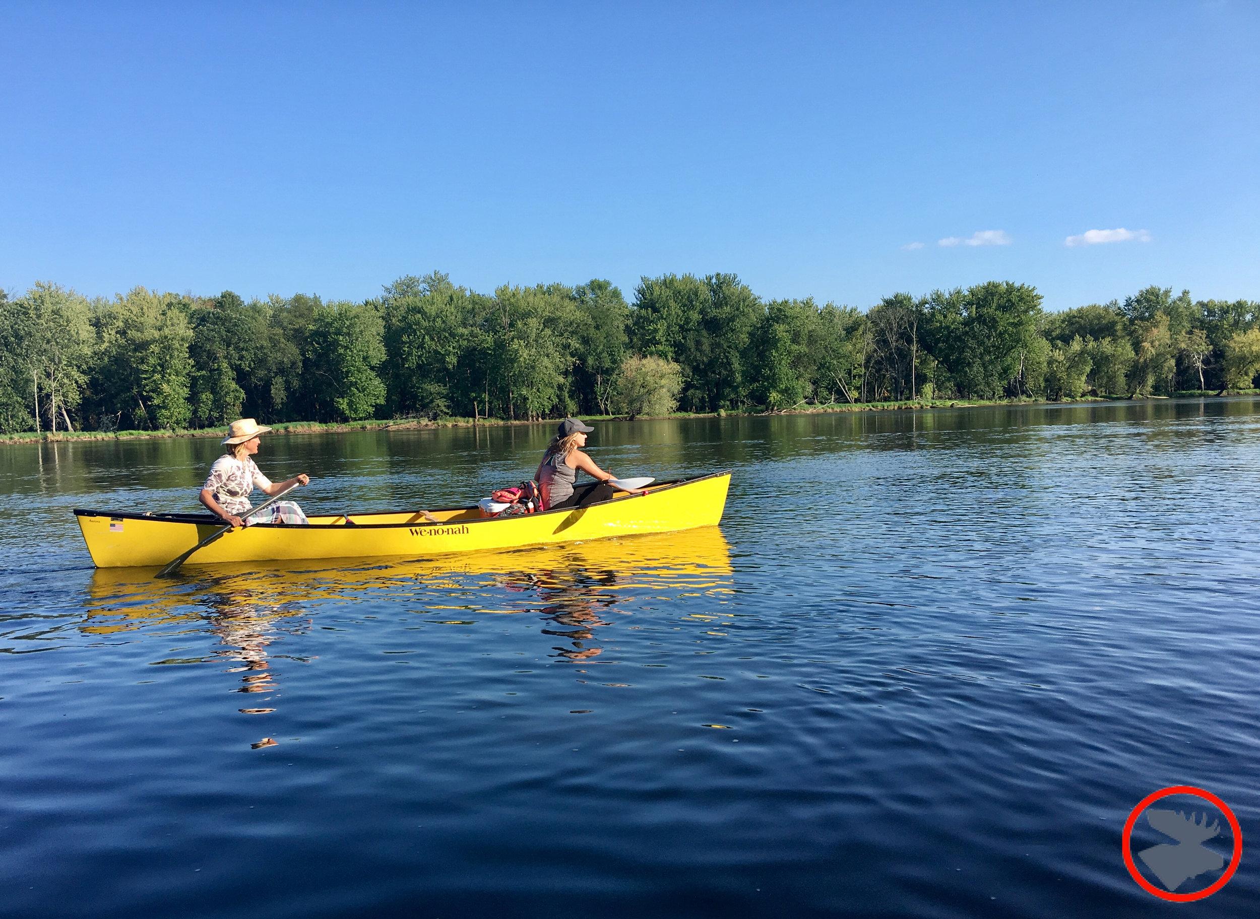 Paddling the Flambeau River (WI) | www.BullMoosePatrol.com