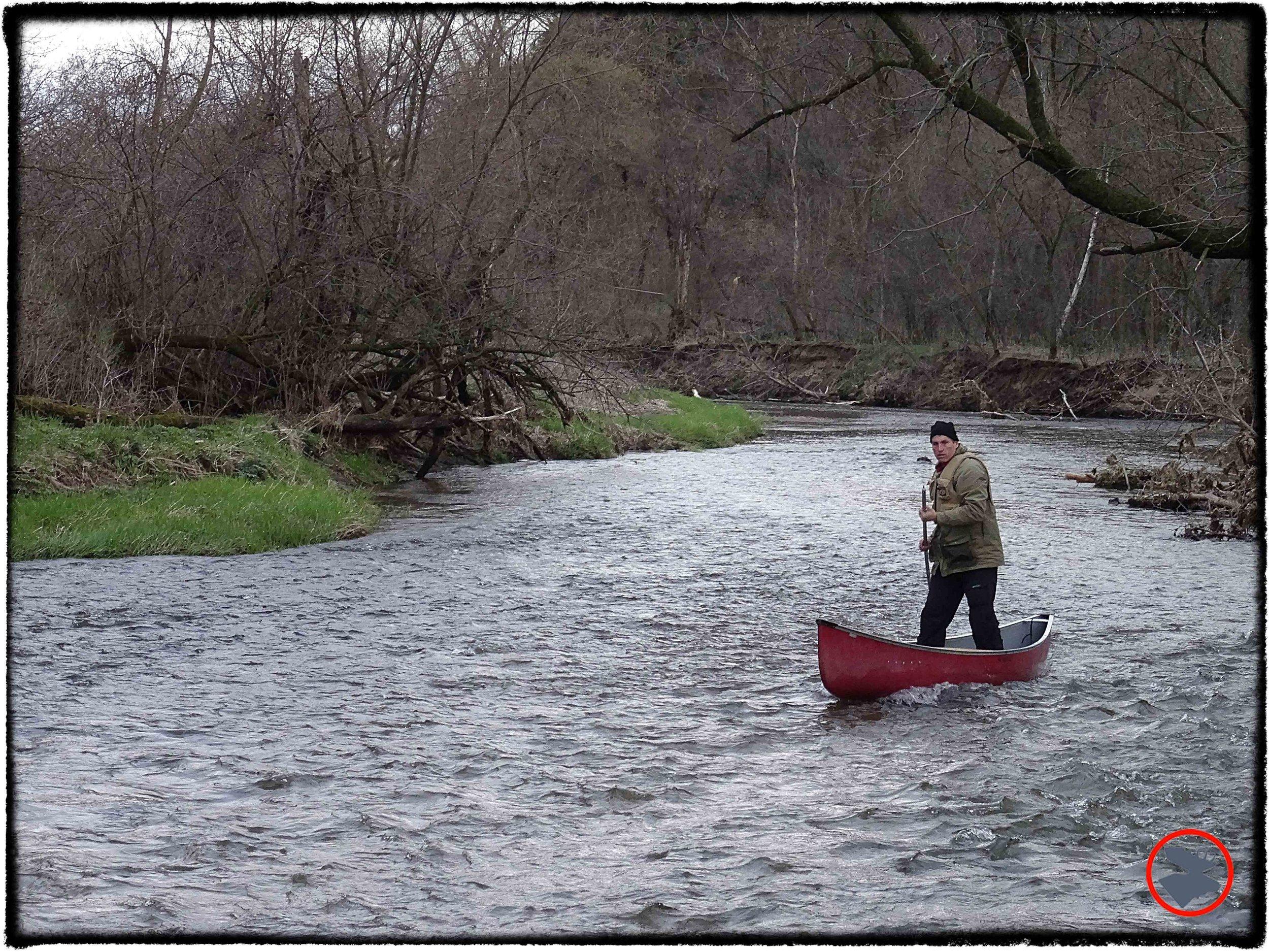 BMP-Post_Kinnickinnic-River_Scott-Canoe-Poling1_May-2014.jpg