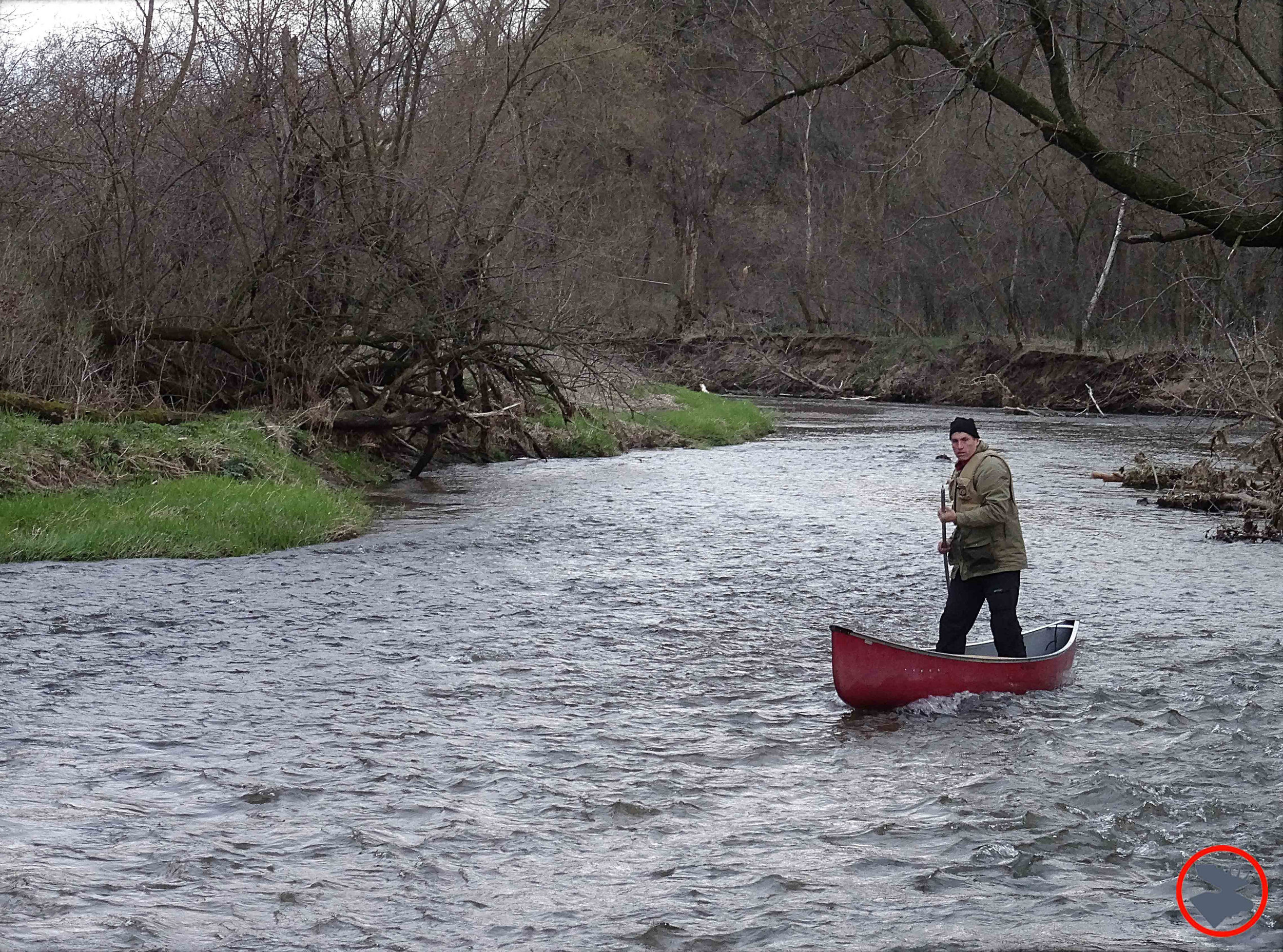 BMP-Post_Kinnickinnic-River_Scott-Canoe-Poling1_June 2019.jpg