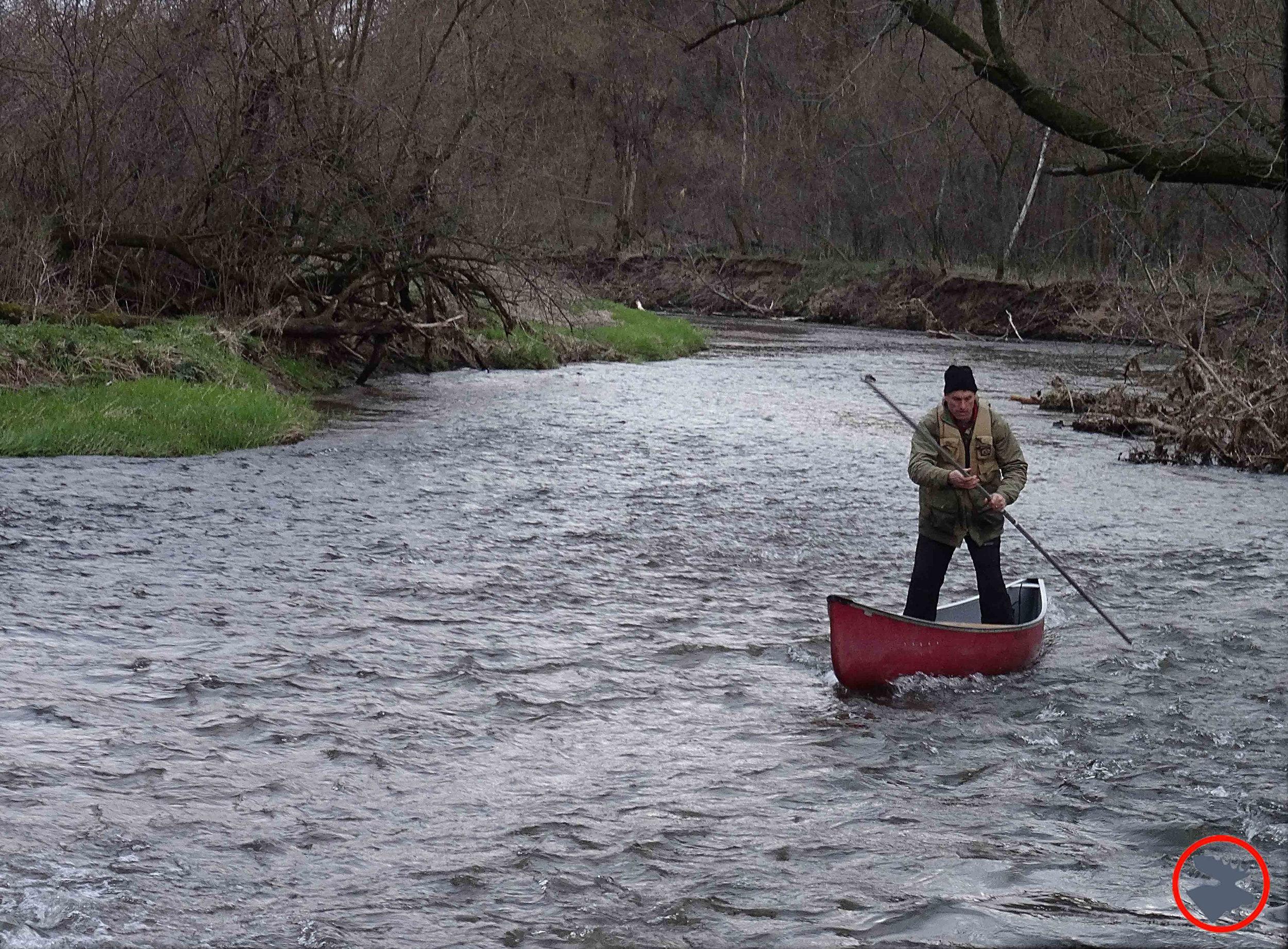 BMP-Post_Kinnickinnic-River_Scott-Canoe-Poling2_June 2019.jpg