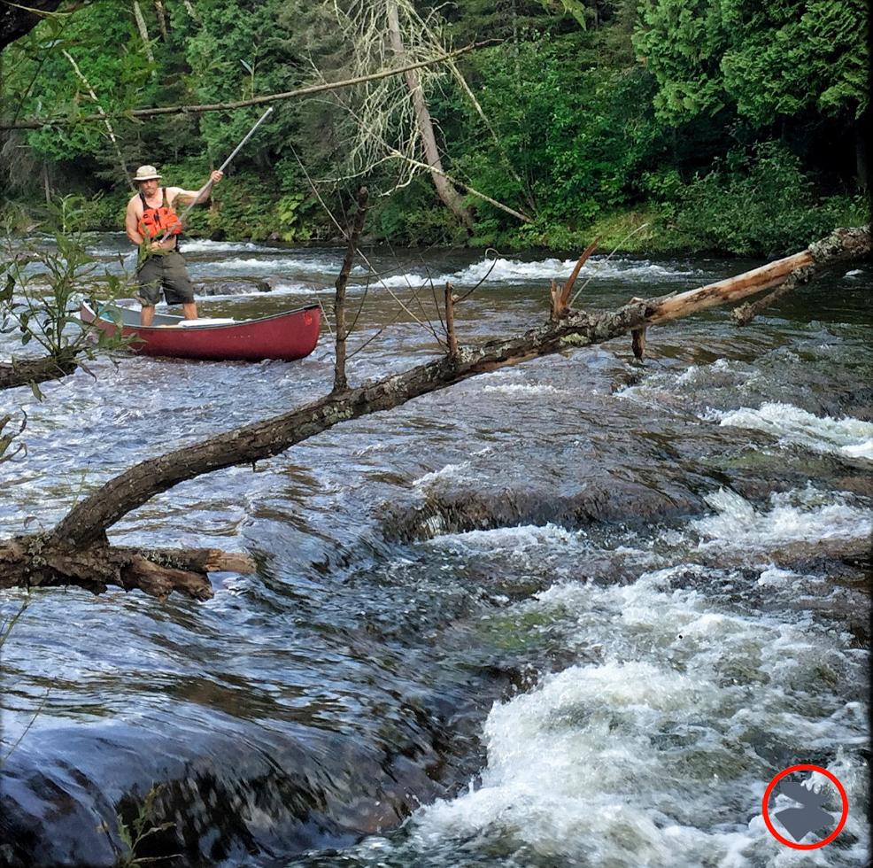Canoe Poling | Bull Moose Patrol