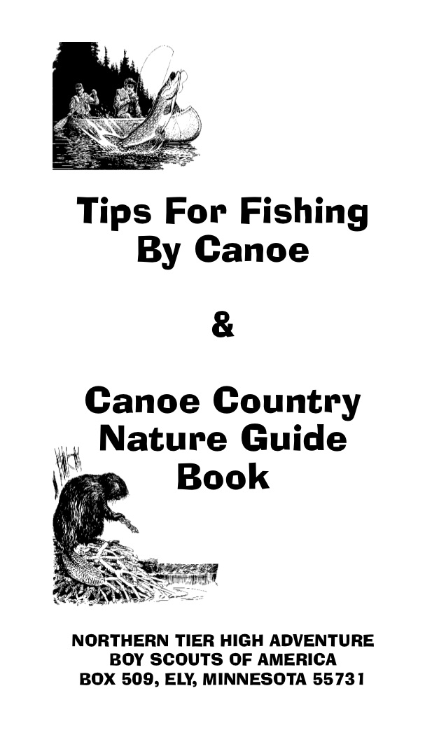 Bob Cary's Nature Guide Handbook | Bull Moose Patrol