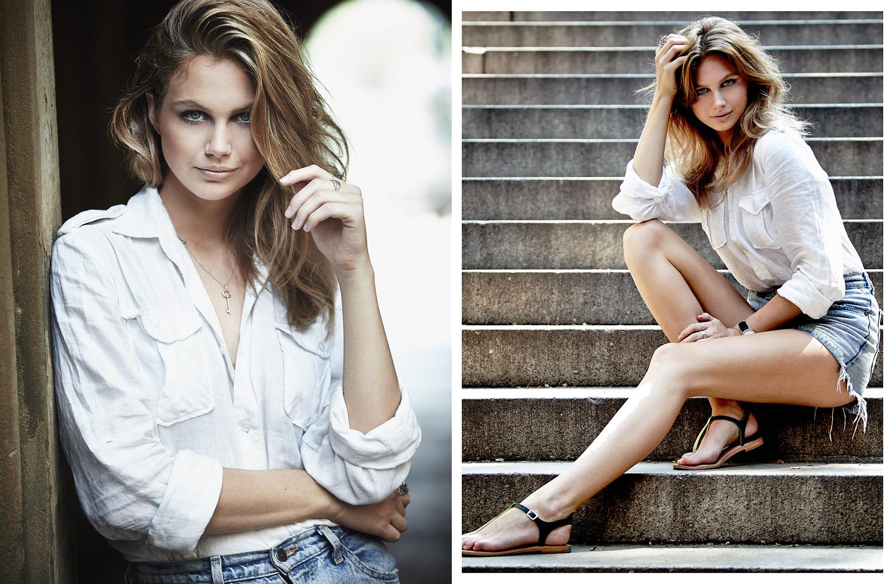 Ksenija, NEXT Models, NYC