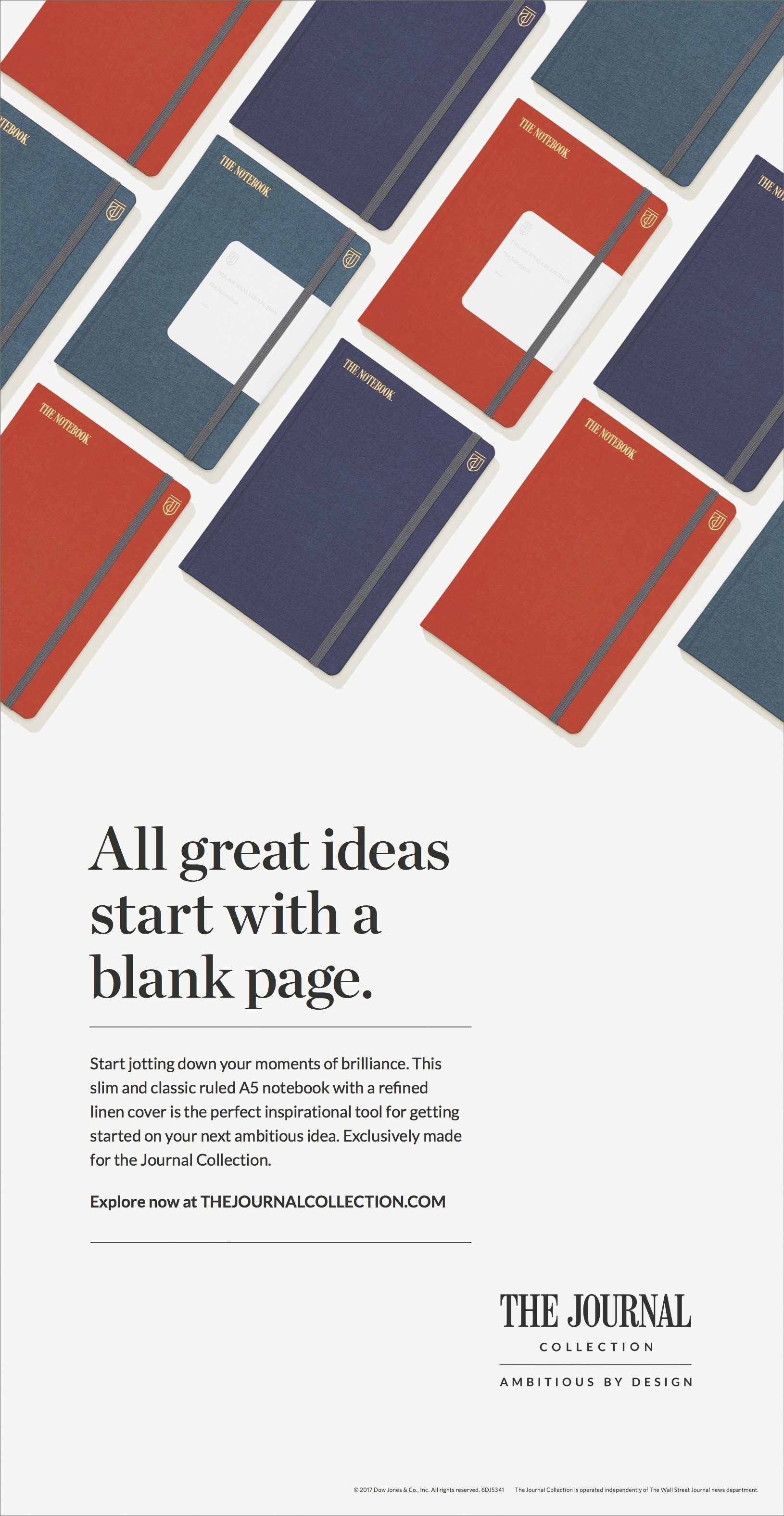 Notebook Ad