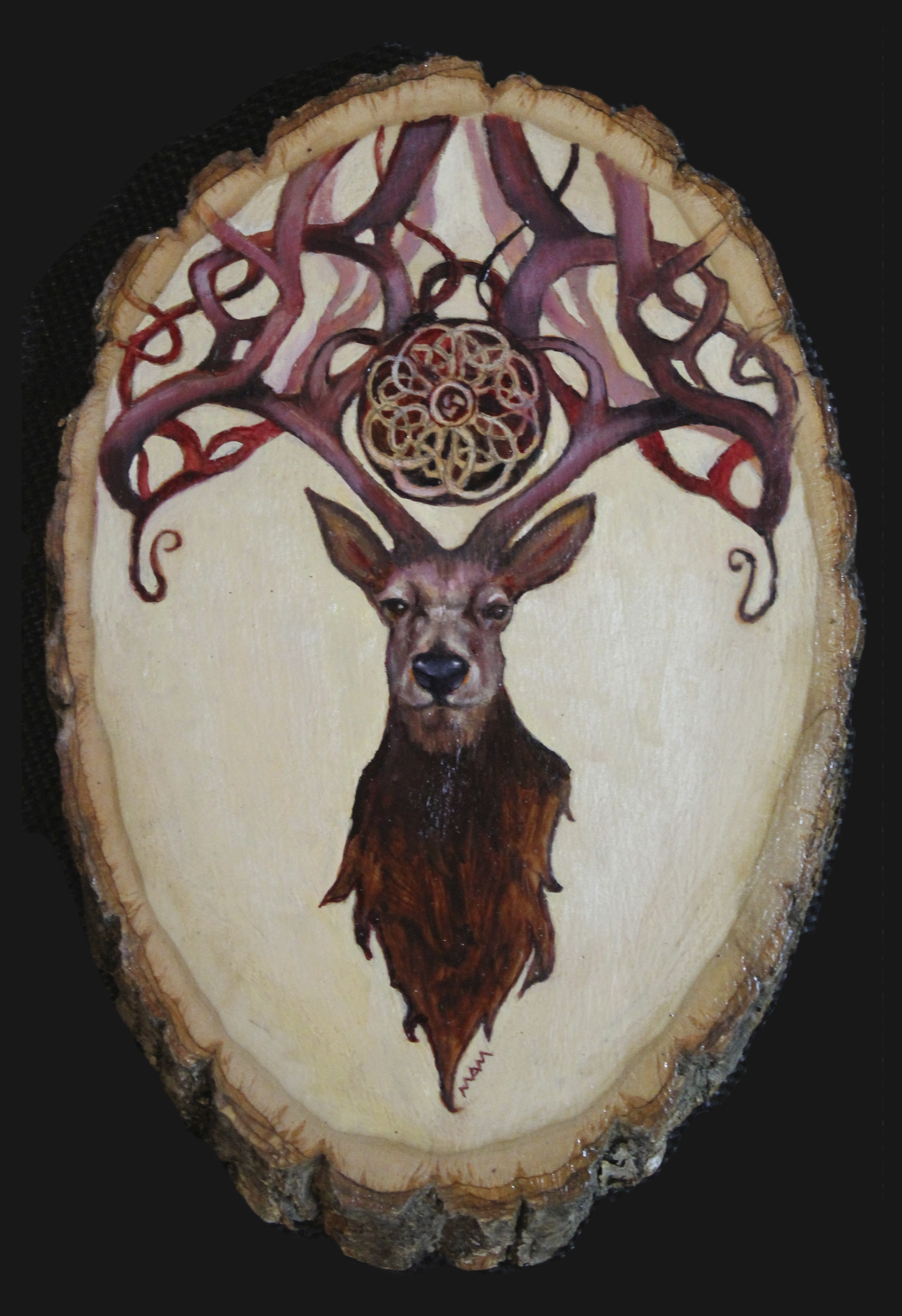 Cernunnos-In Private Collection