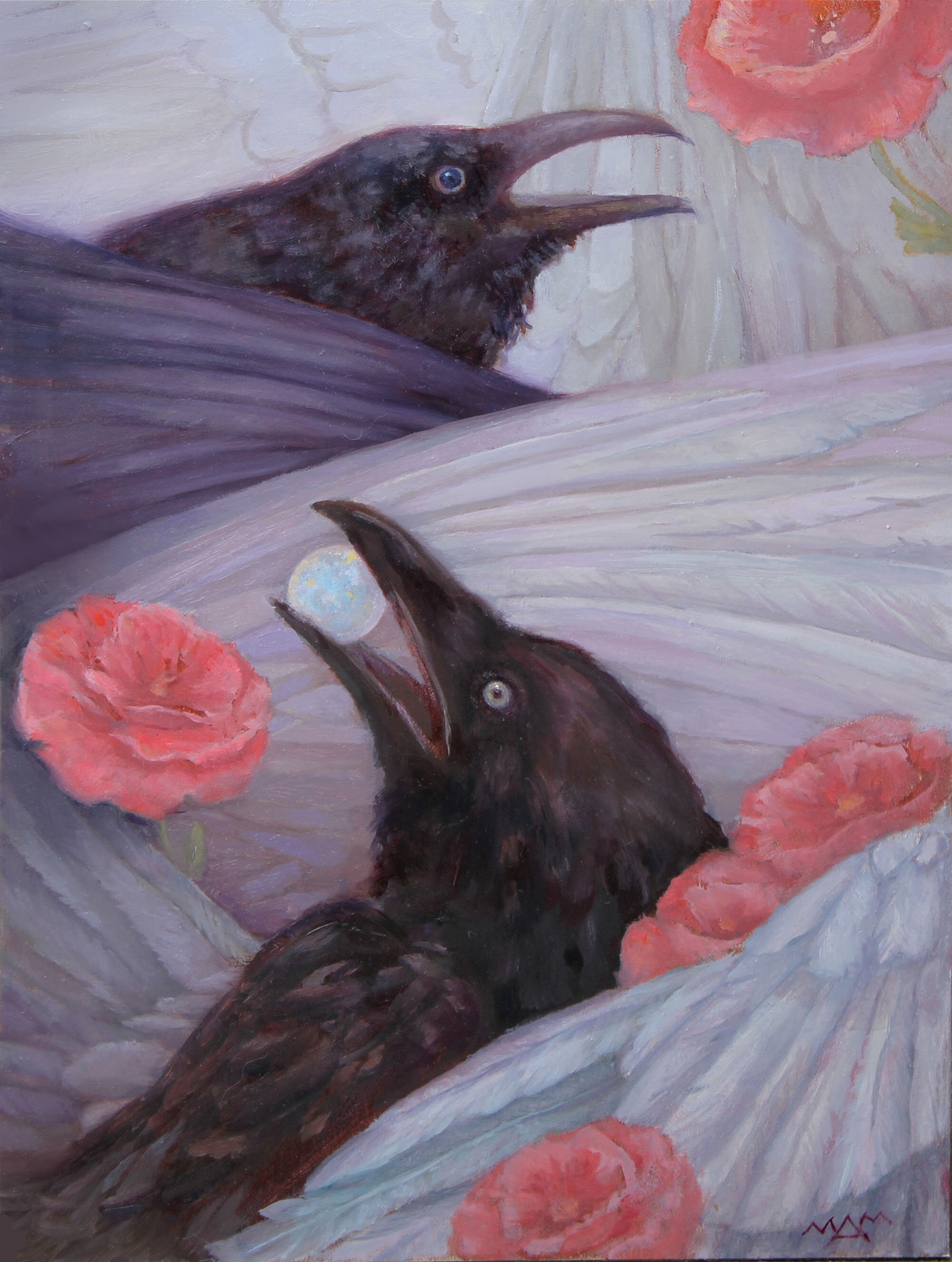 Raven Moon (sold)
