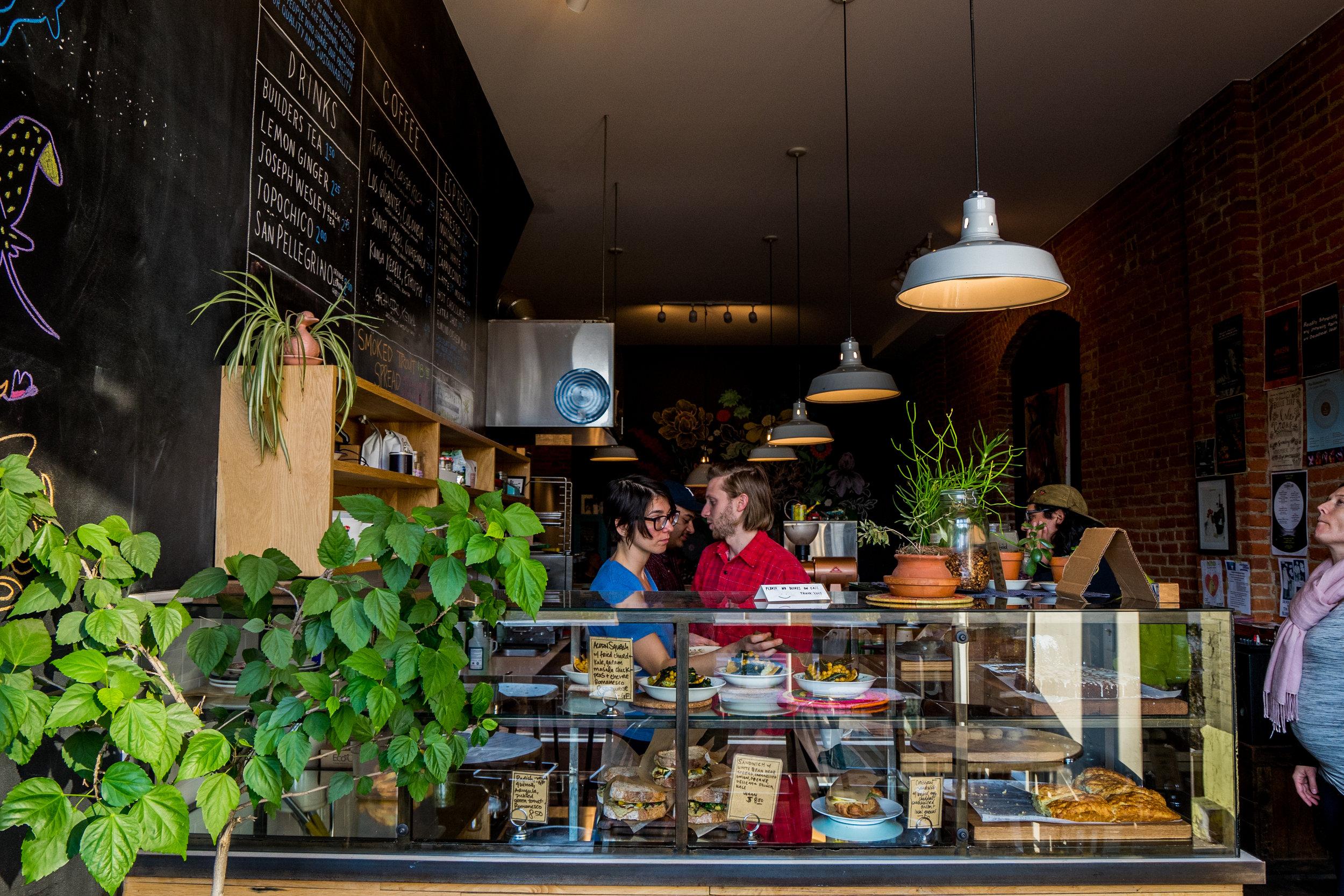 Astro Coffee  2124 Michigan Ave, Detroit, MI 48216