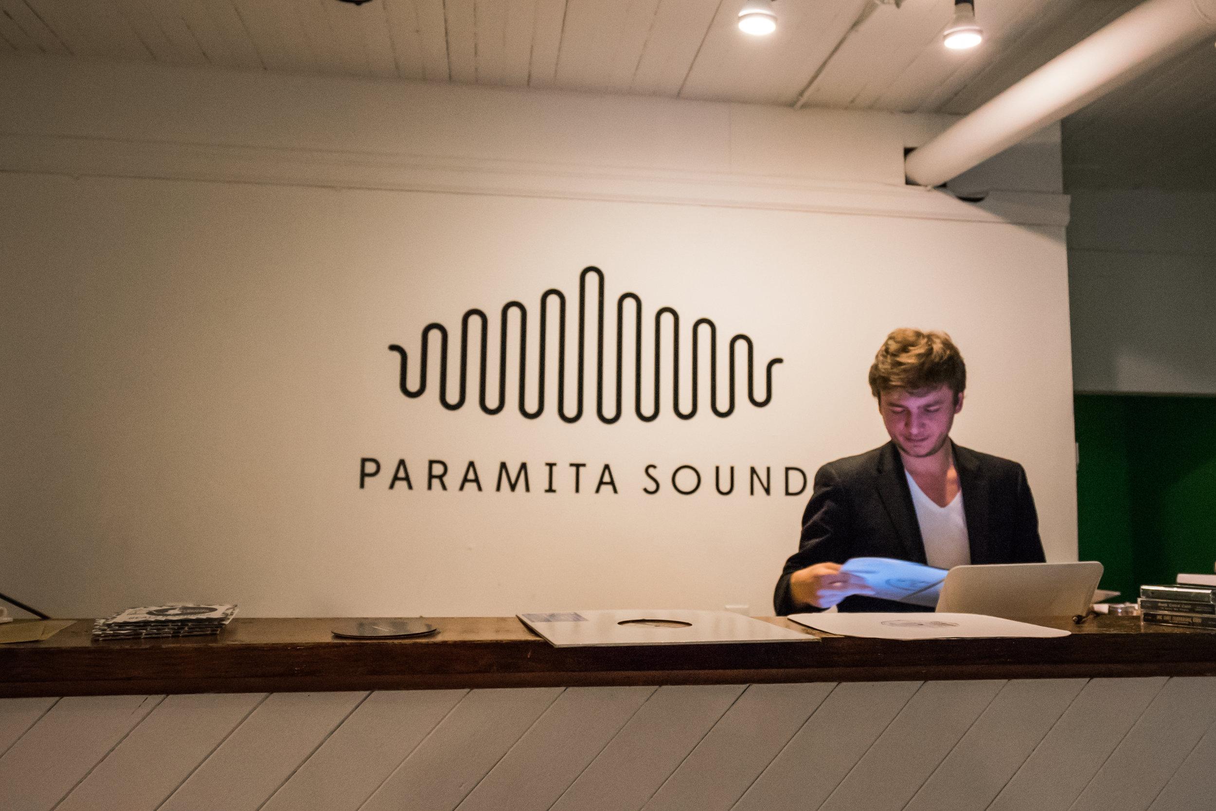 Paramita Sound  1417 Van Dyke, Detroit, MI 48214