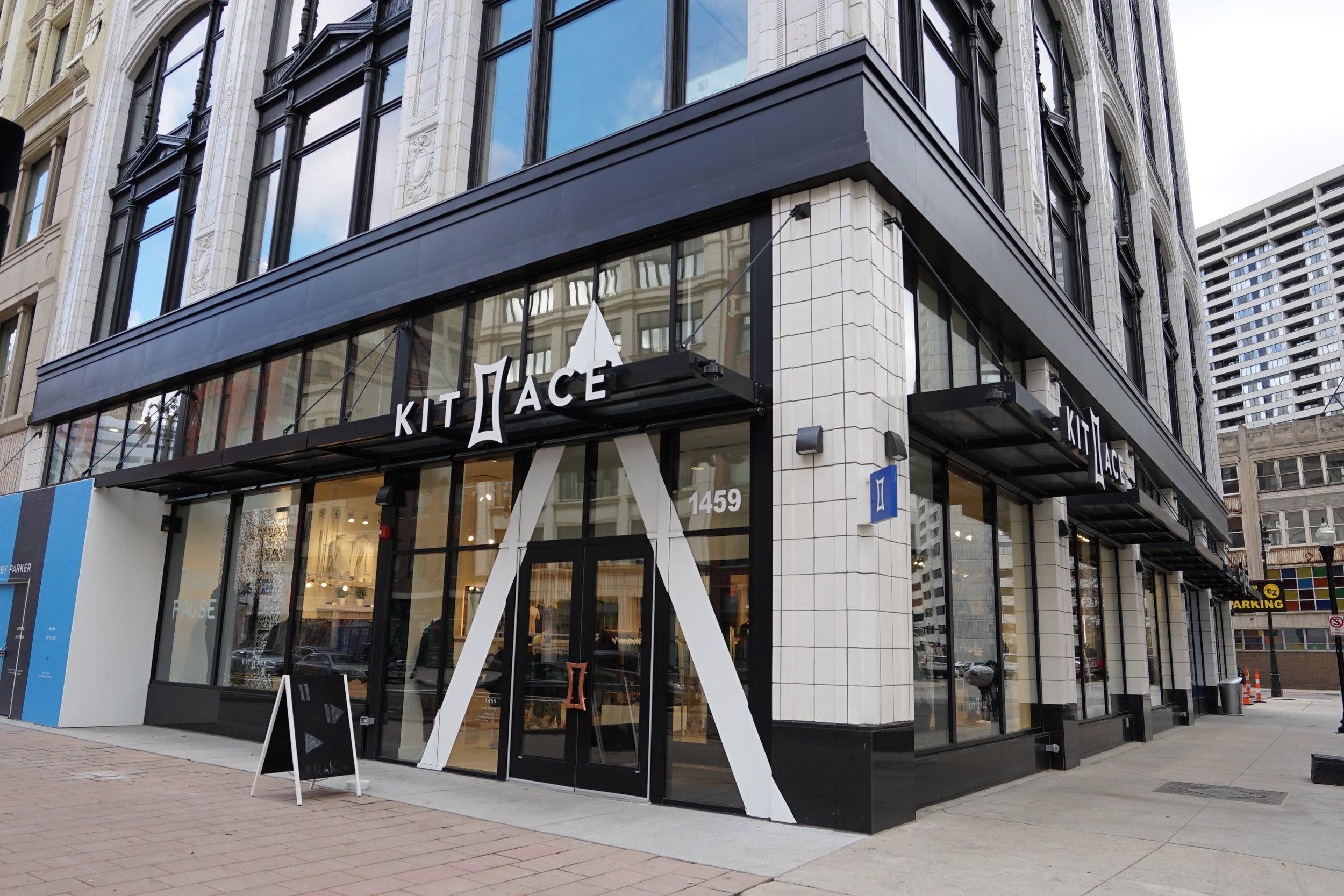 Kit and Ace  1459 Woodward Ave #100, Detroit, MI 48226