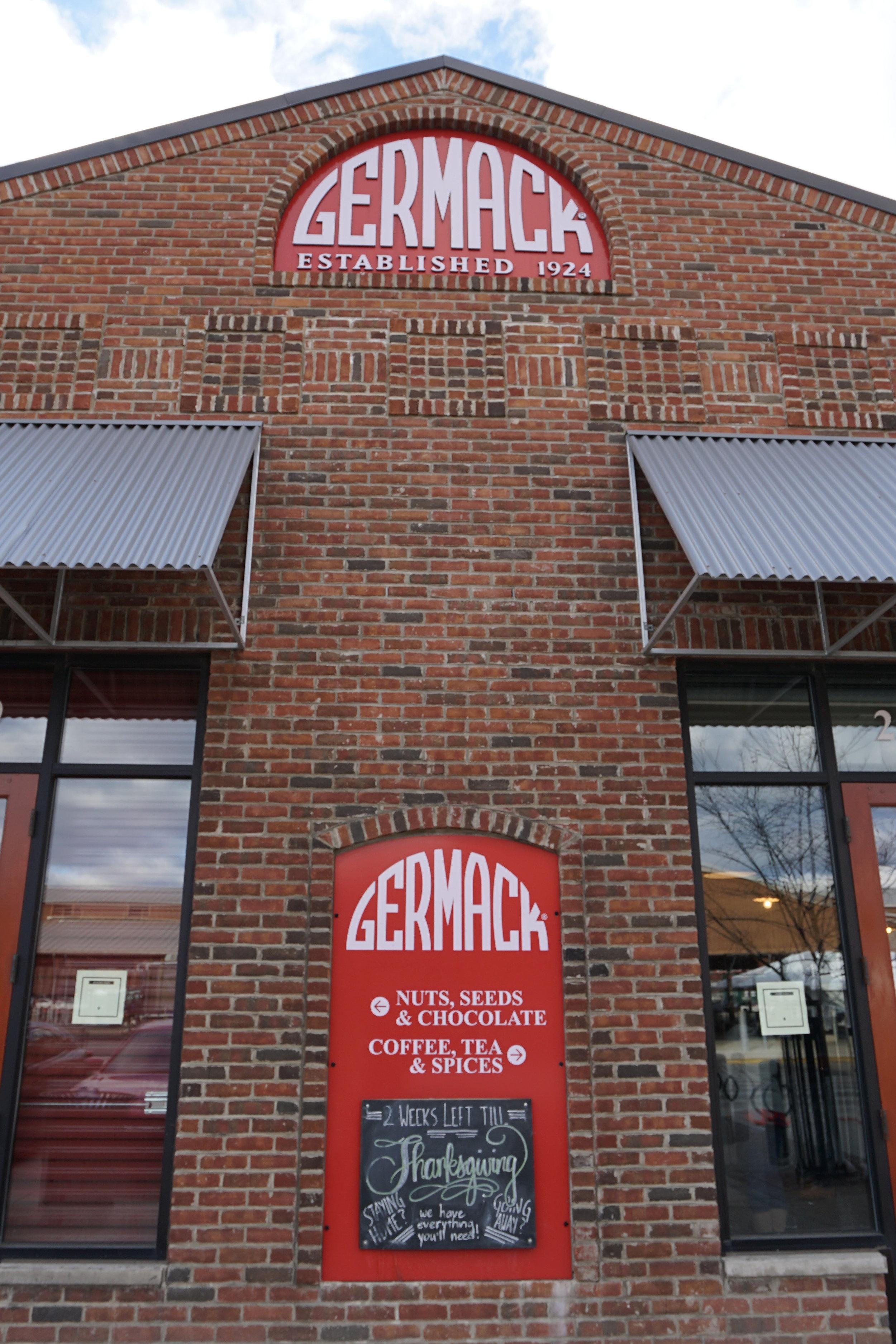 Germack Pistachio Co   2517 Russell St, Detroit, MI 48207