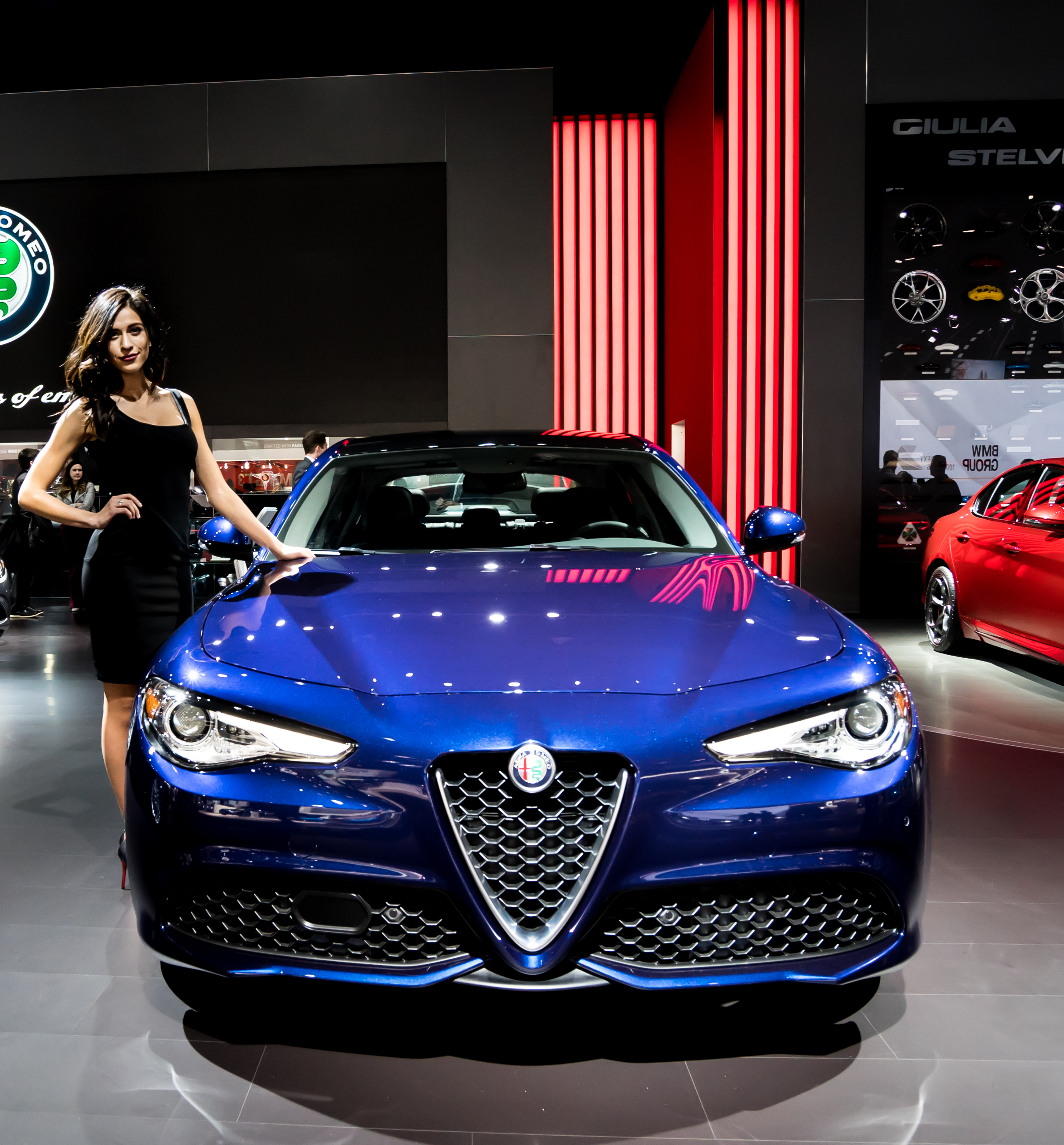 2017 Alfa Romero Giulia