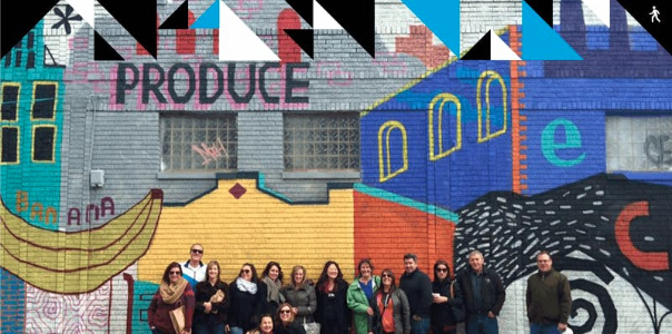 There is so much art to explore in Eastern Market on our Art in the Market walking tour.