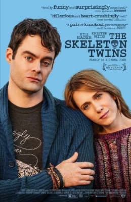 "Bill Hader & Kristen Wiig in ""The Skeleton Twins,"" directed by Craig Johnson"
