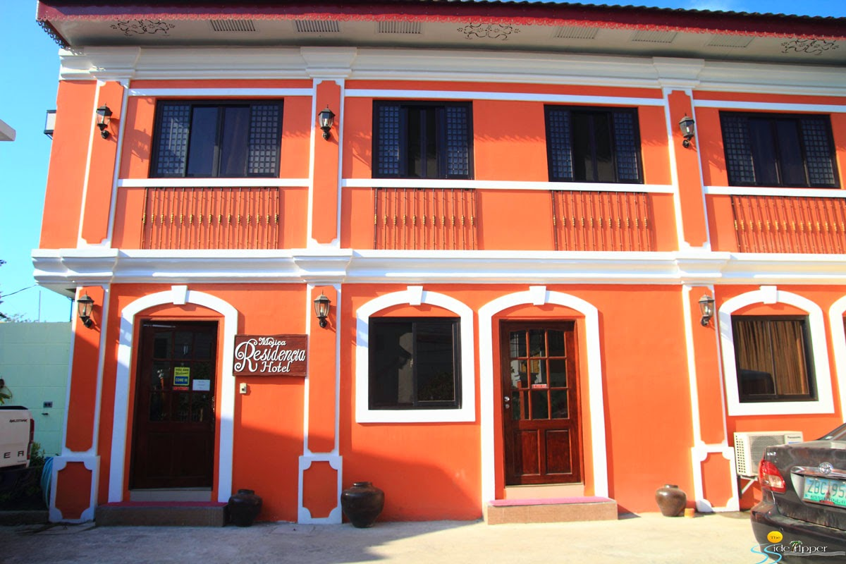 Mojica Residencia Hotel Vigan  Photo taken from http://thesidetripper.blogspot.com/