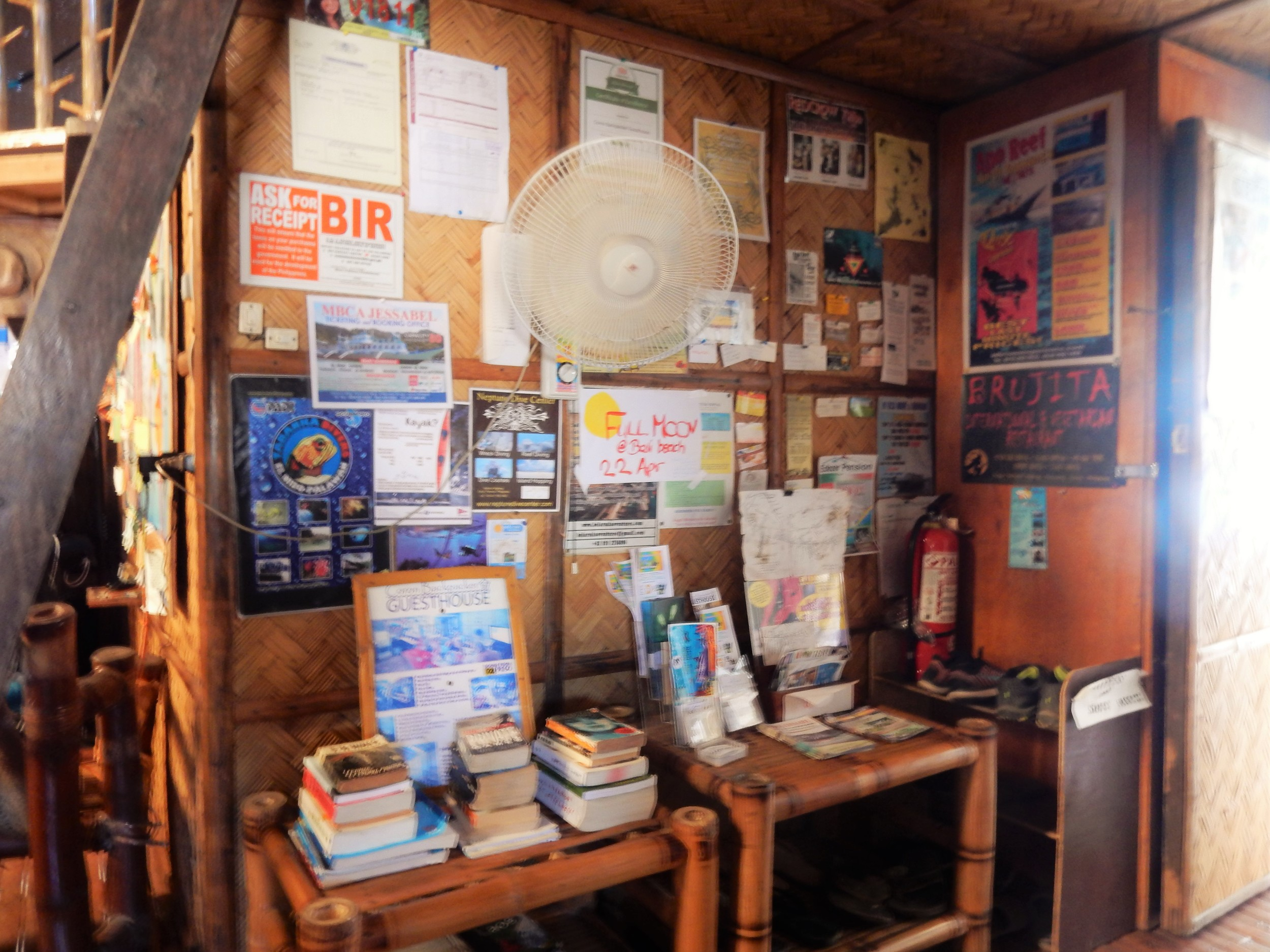Promotional section Coron Backpacker Guesthouse