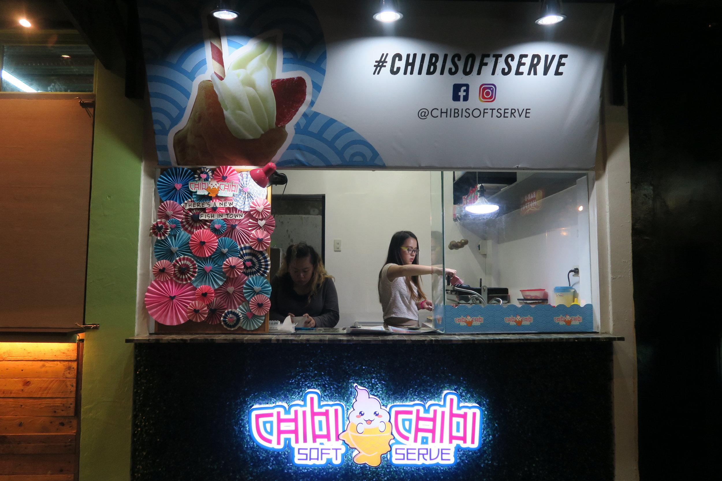 Chibi Chibi Soft Serve Store