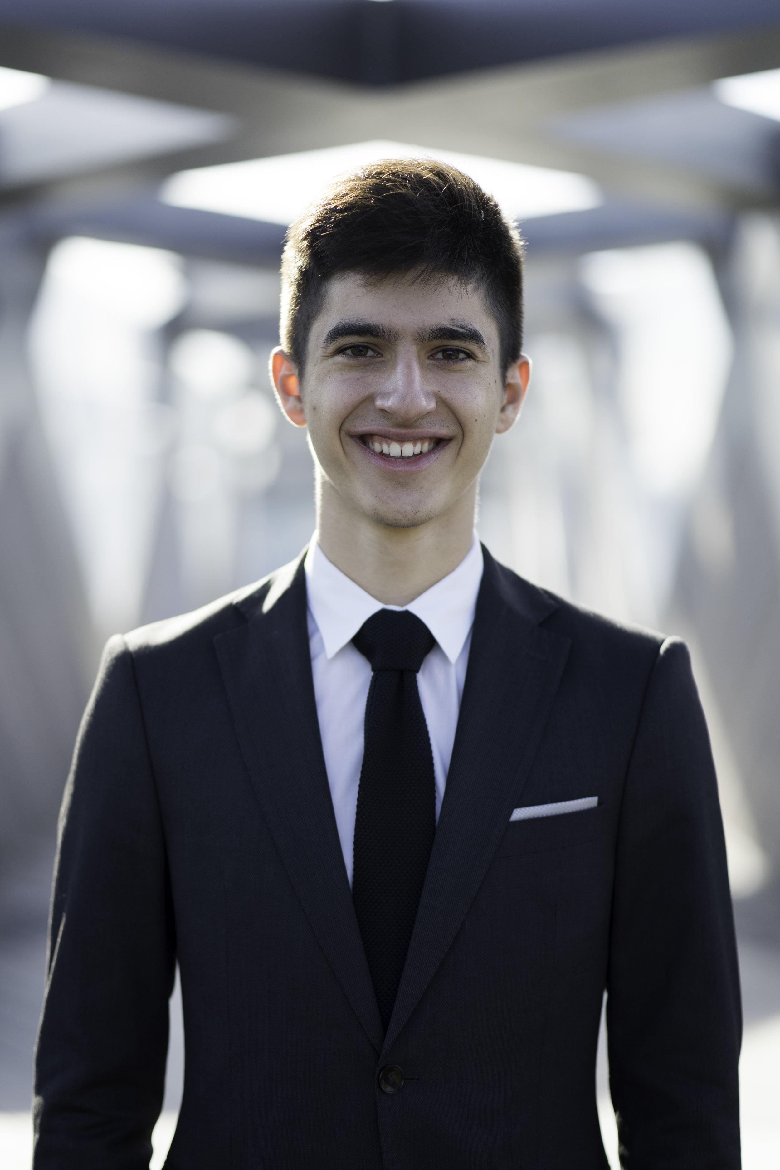 Jonathan Yushuvayev