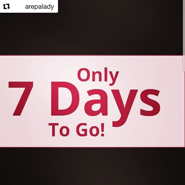 #Repost @arepalady ・・・ Sunday March 18th will be our last day!