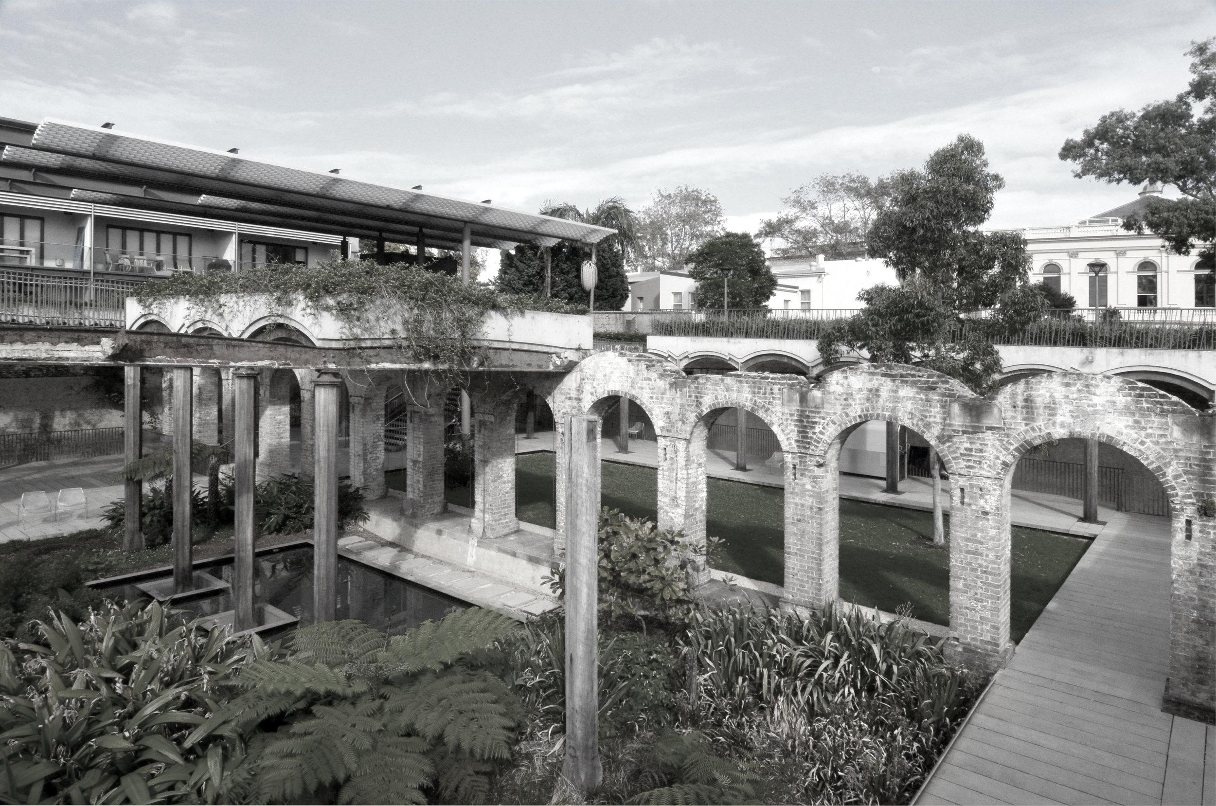 Image: Tonkin Zulaikha Greer Architects_ Paddington Resevoir