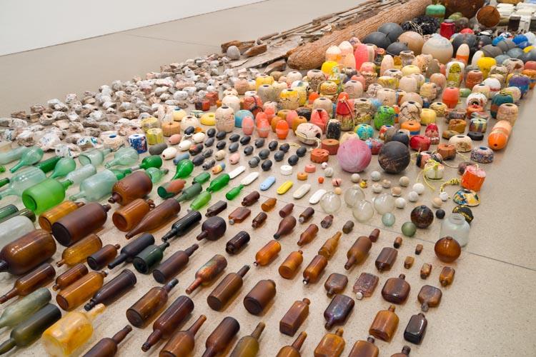 Gabriel Orozco, Asterisms, 2012. Installation view, Deutsche Guggenheim, Berlin, 2012. Photo: Mathias Schormann, Berlin. © Gabriel Orozco